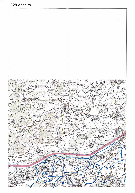 1958-1973 Karte 028 Schwarz/Weiß