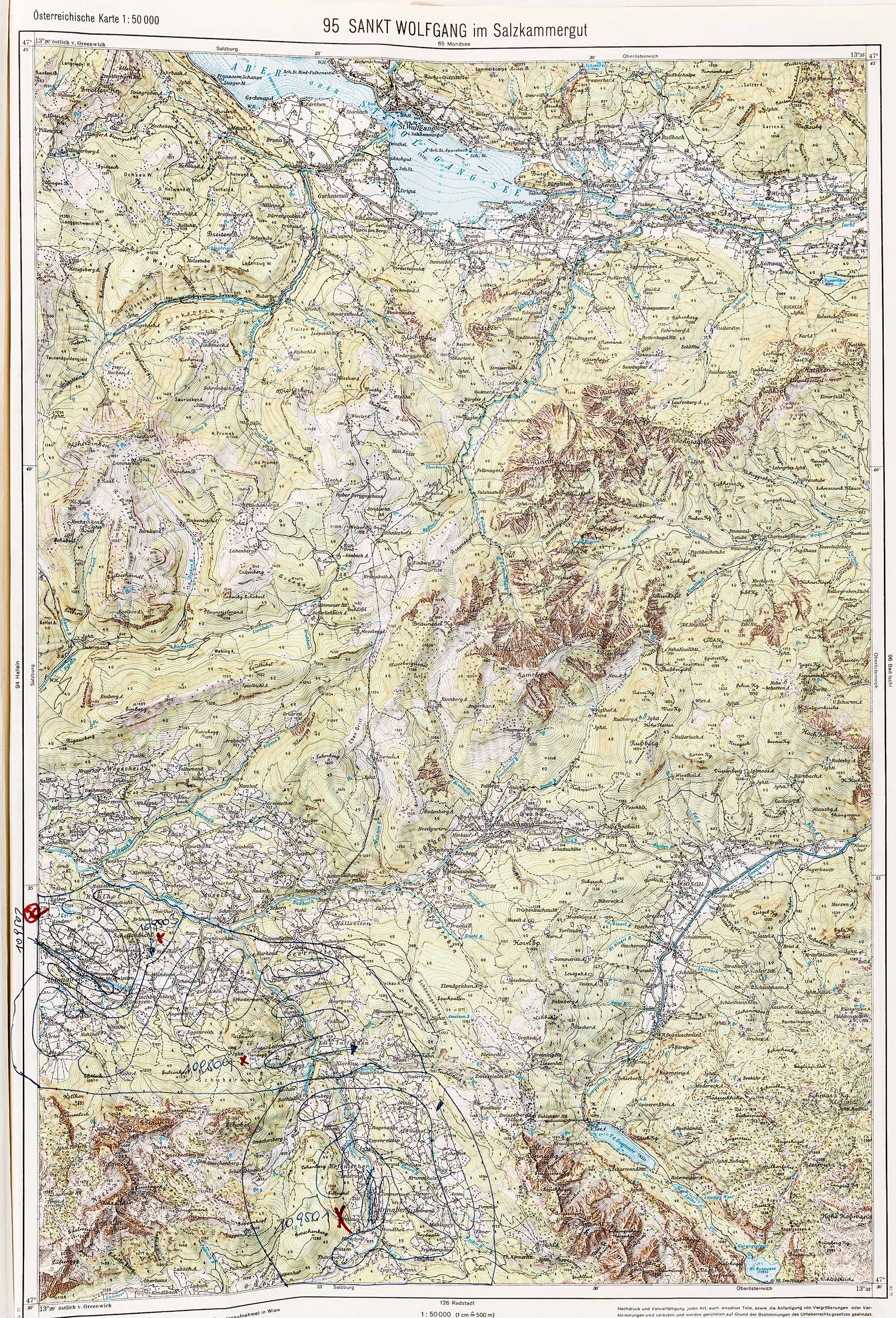 1979-1982 Karte 095