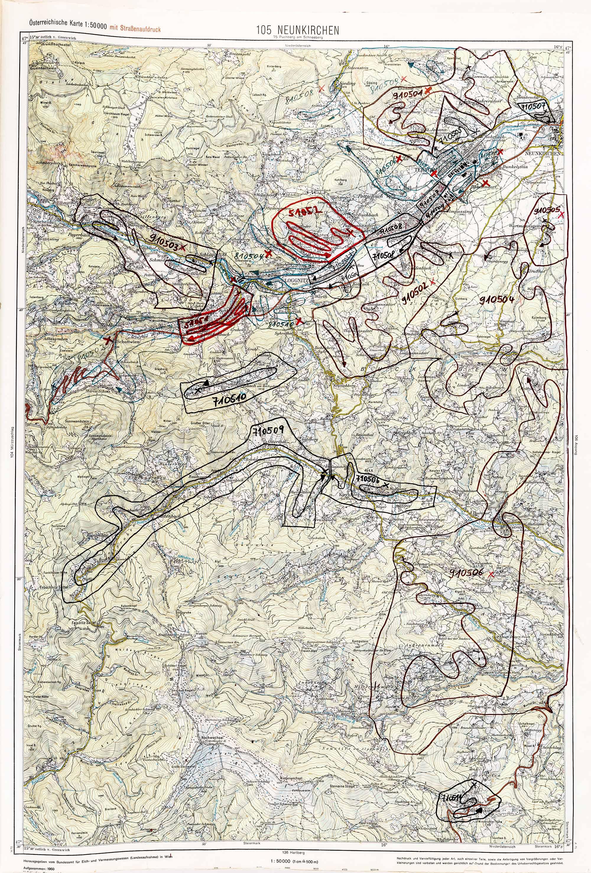1975-1979 Karte 105