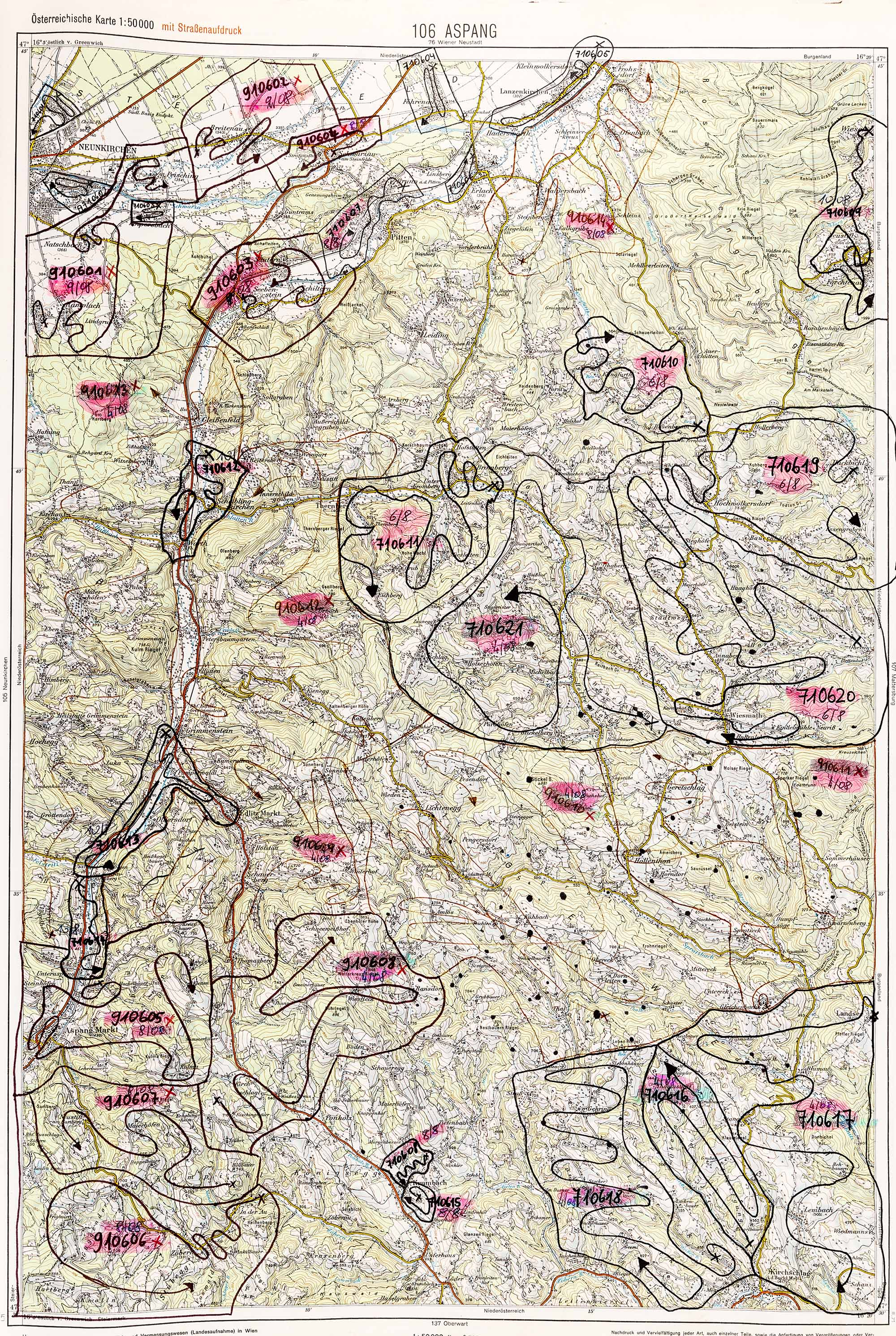 1975-1979 Karte 106