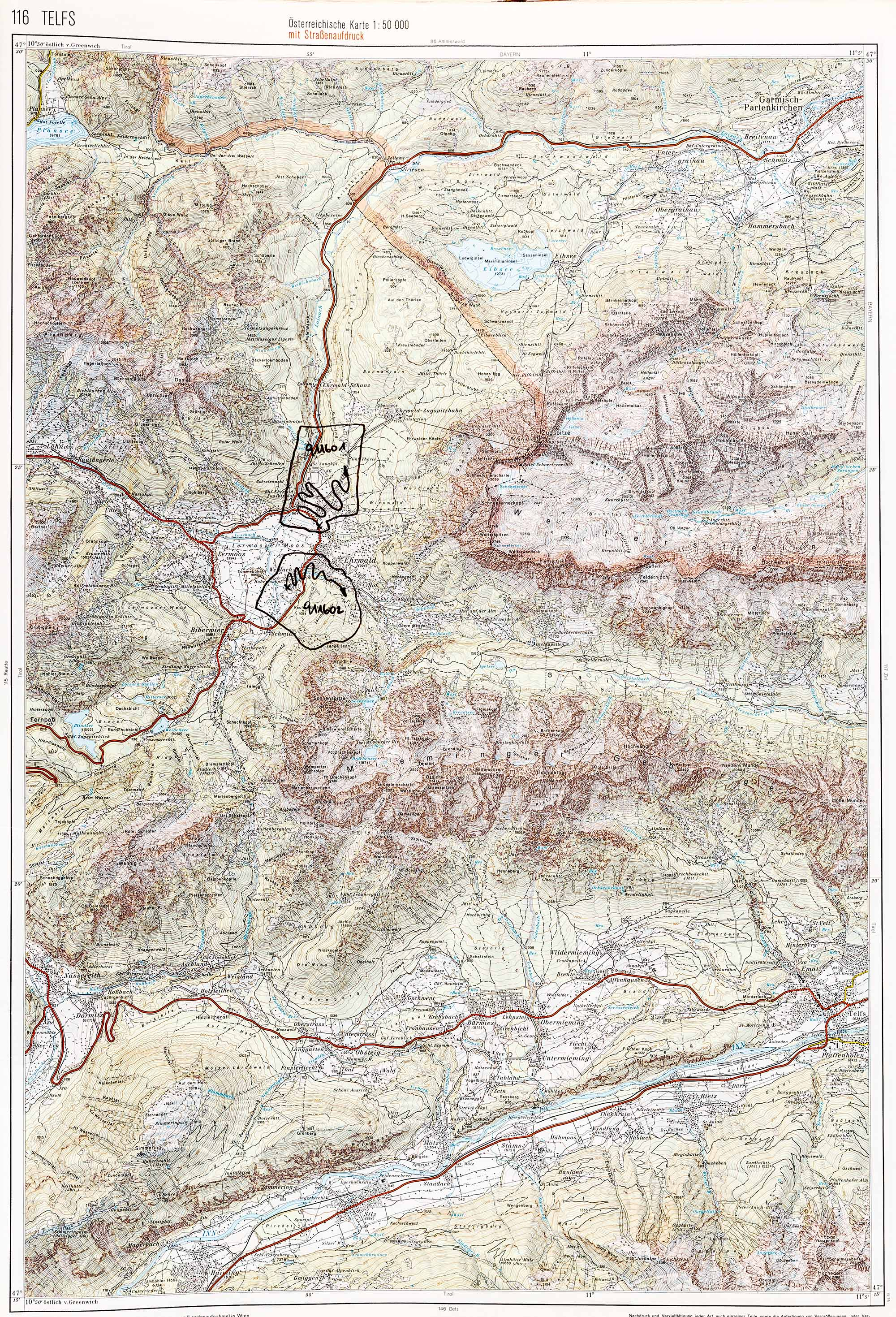 1975-1979 Karte 116