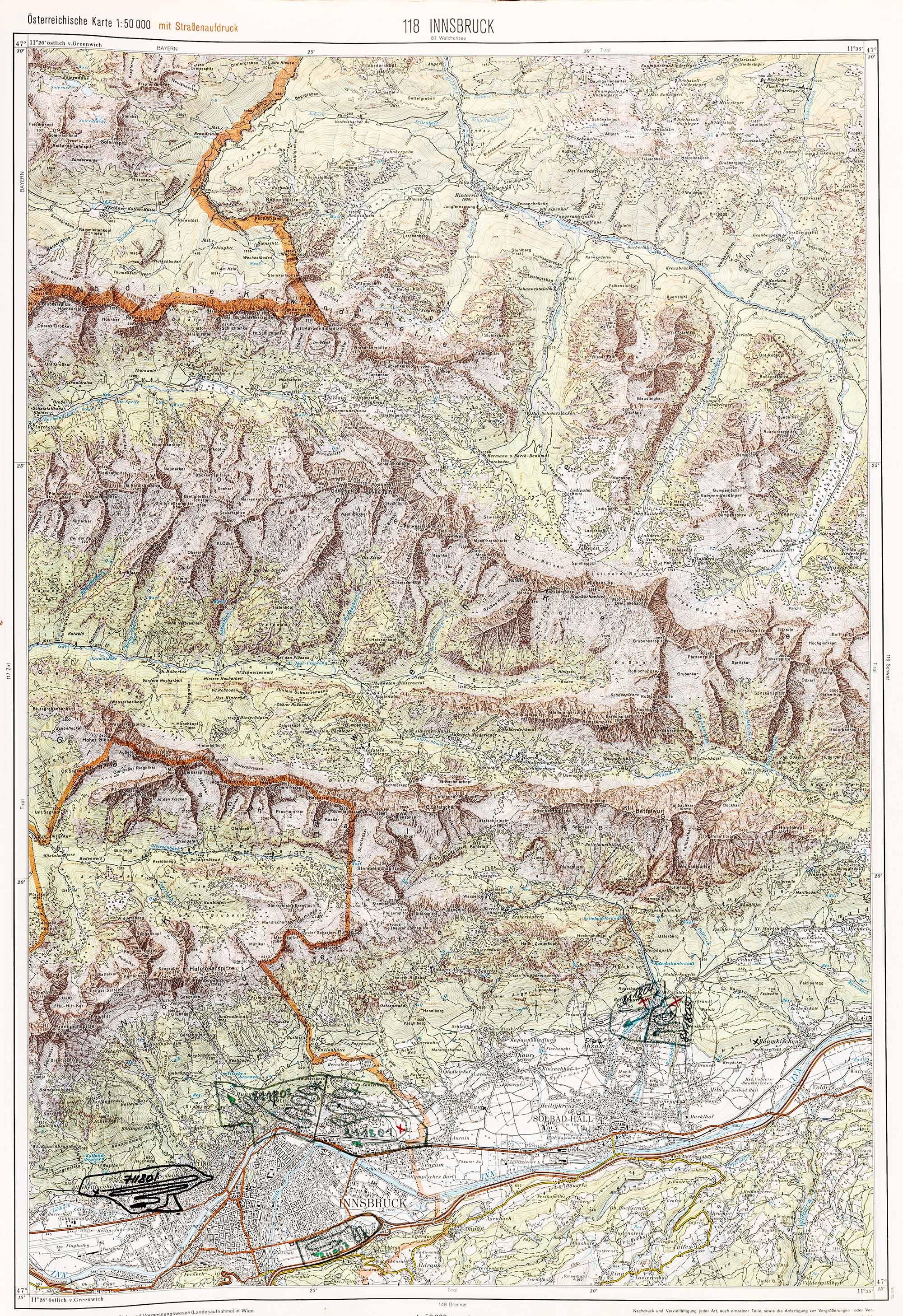 1975-1979 Karte 118