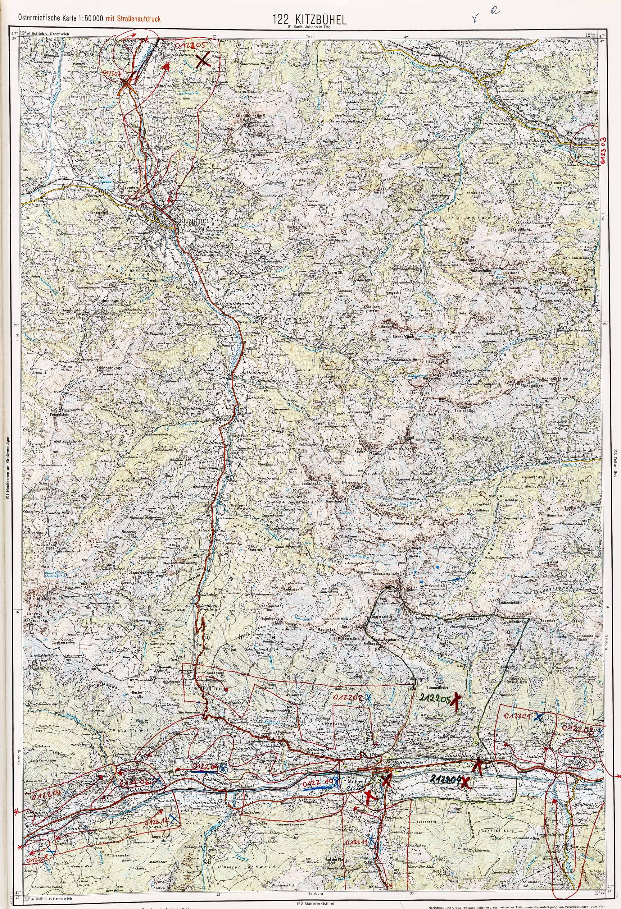 1979-1982 Karte 122