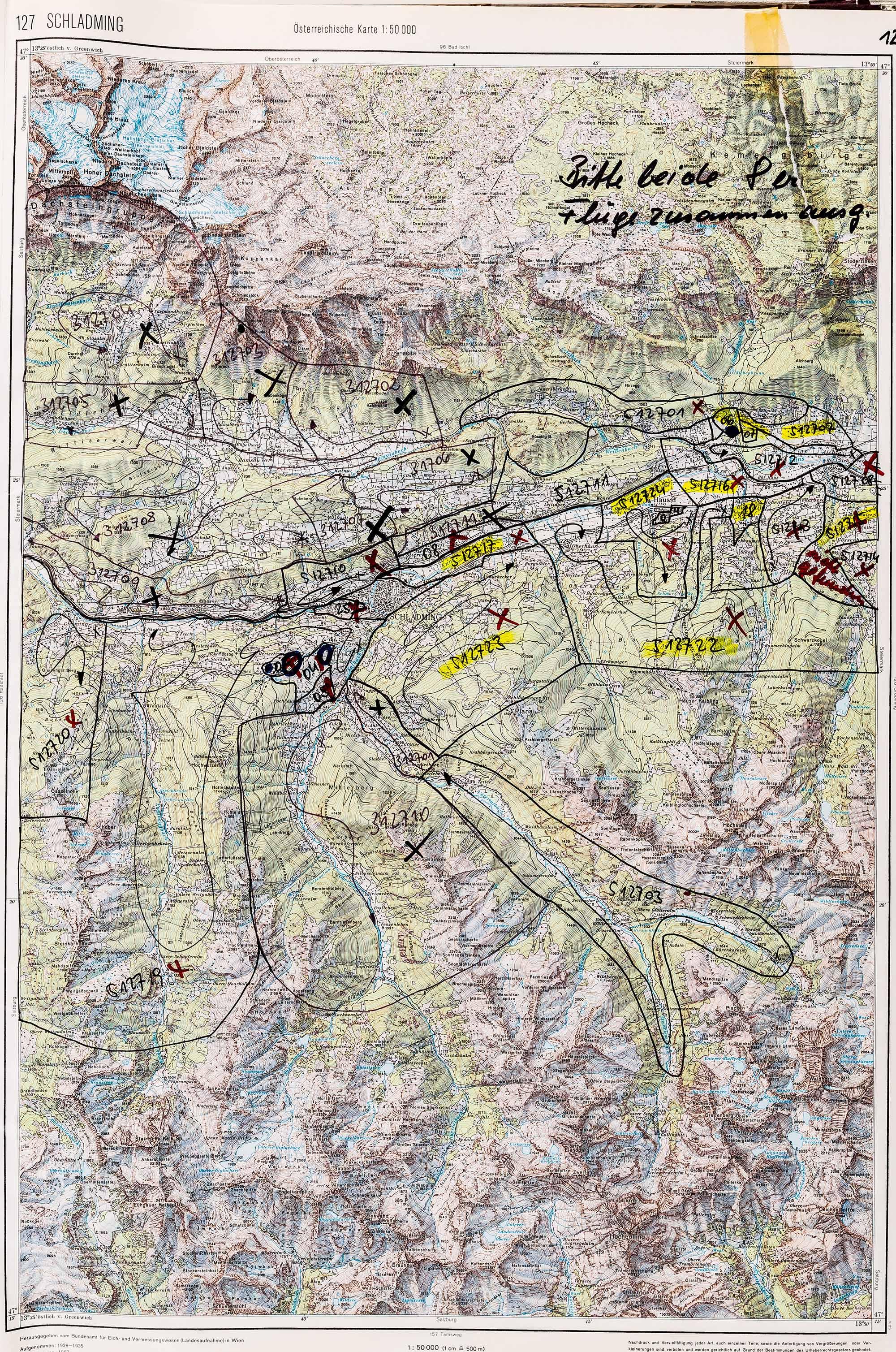 1983-1986 Karte 127
