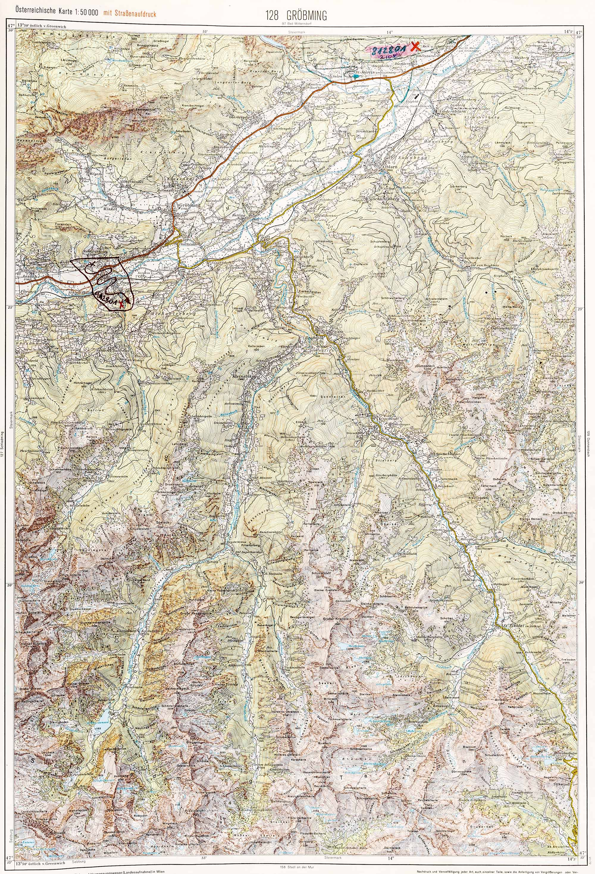 1975-1979 Karte 128