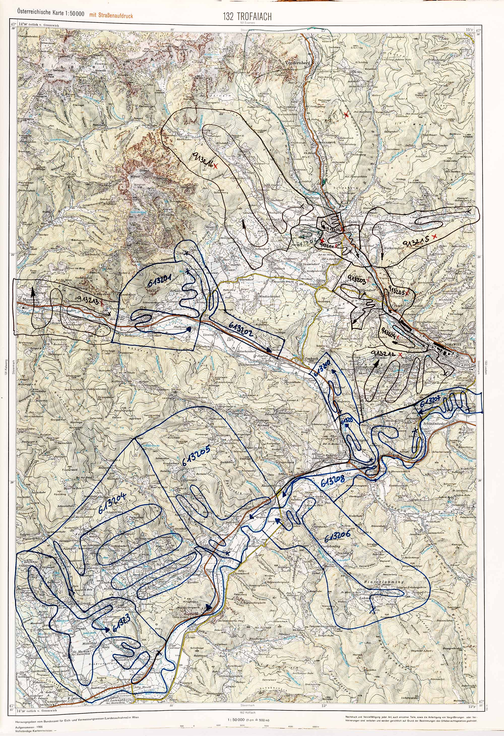 1975-1979 Karte 132