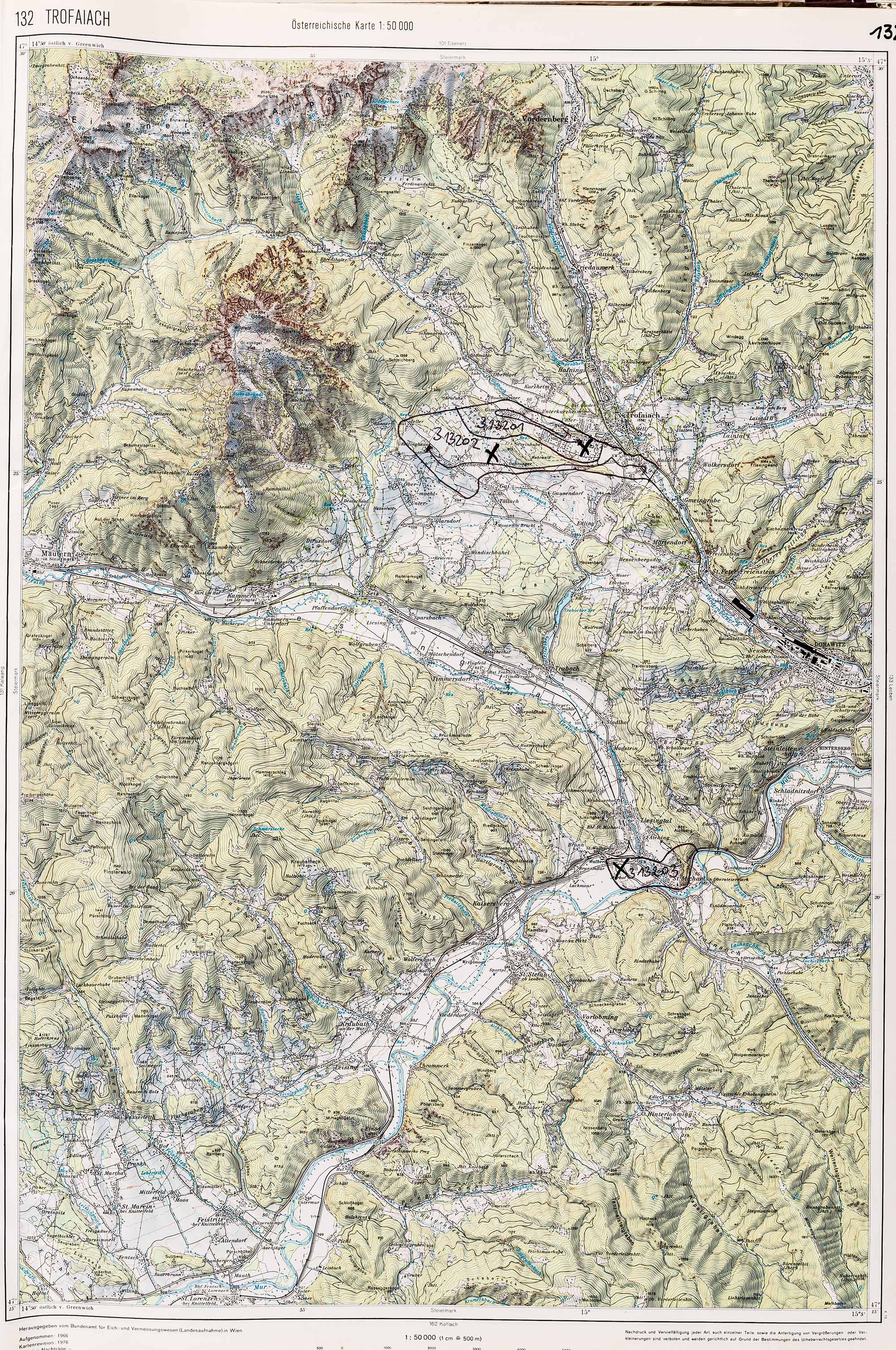 1983-1986 Karte 132
