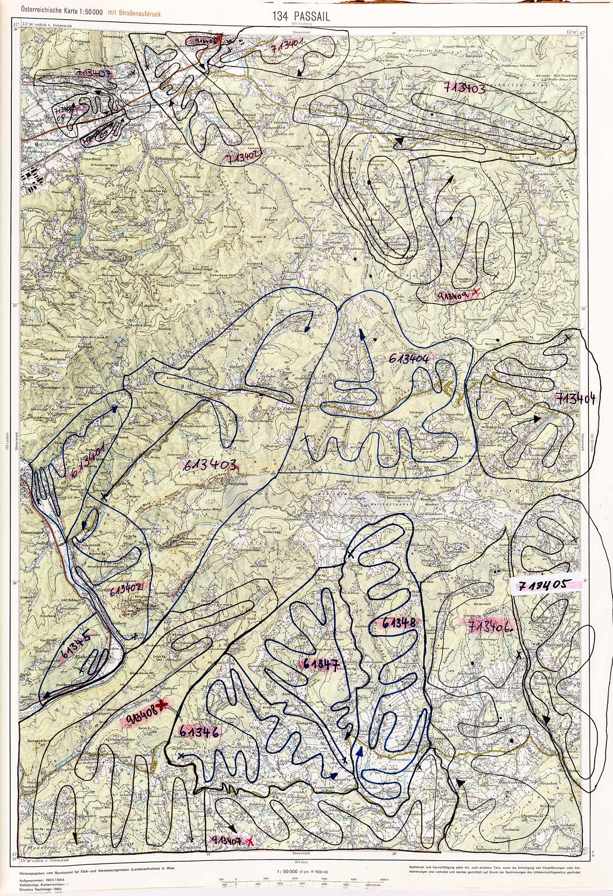 1975-1979 Karte 134