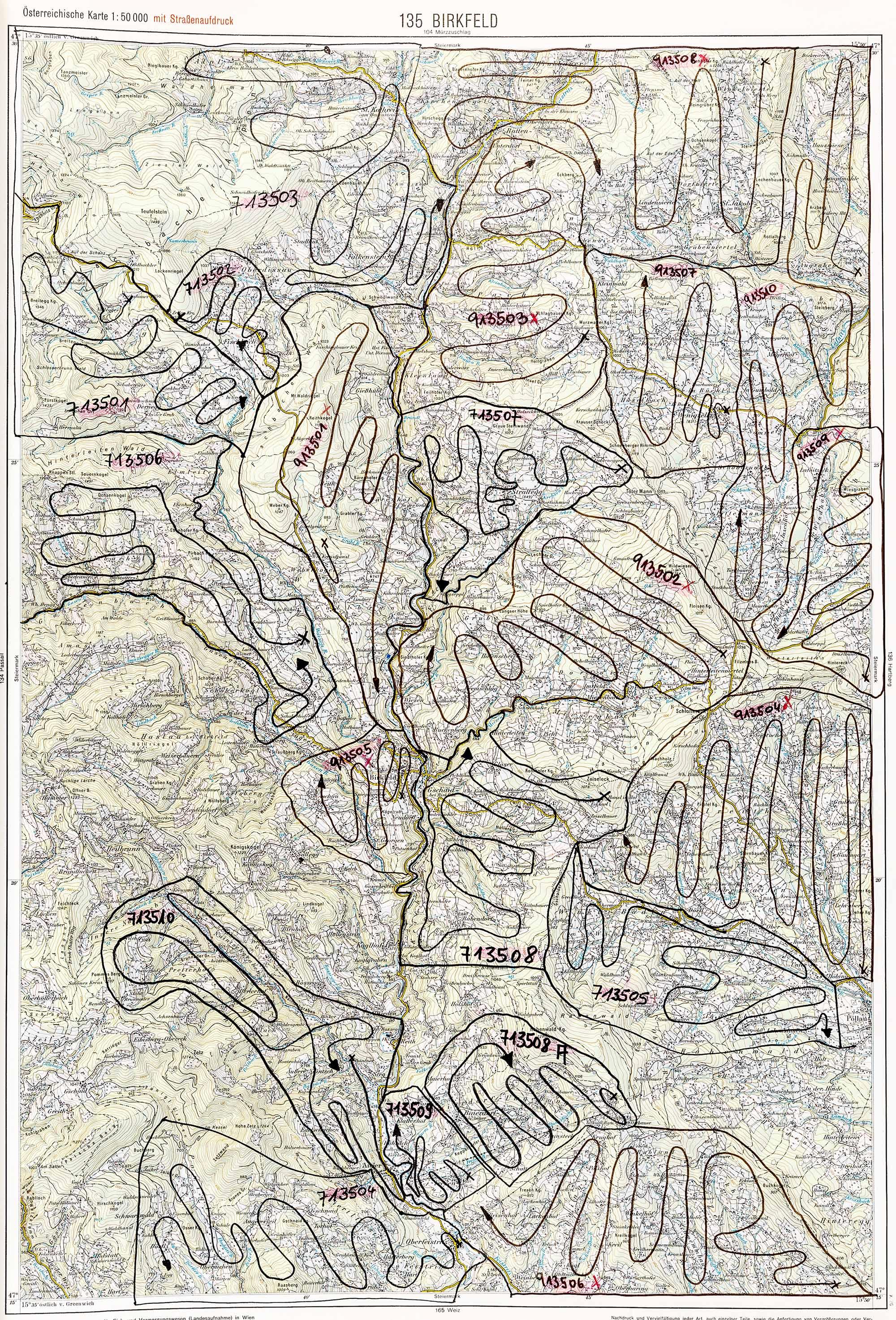 1975-1979 Karte 135