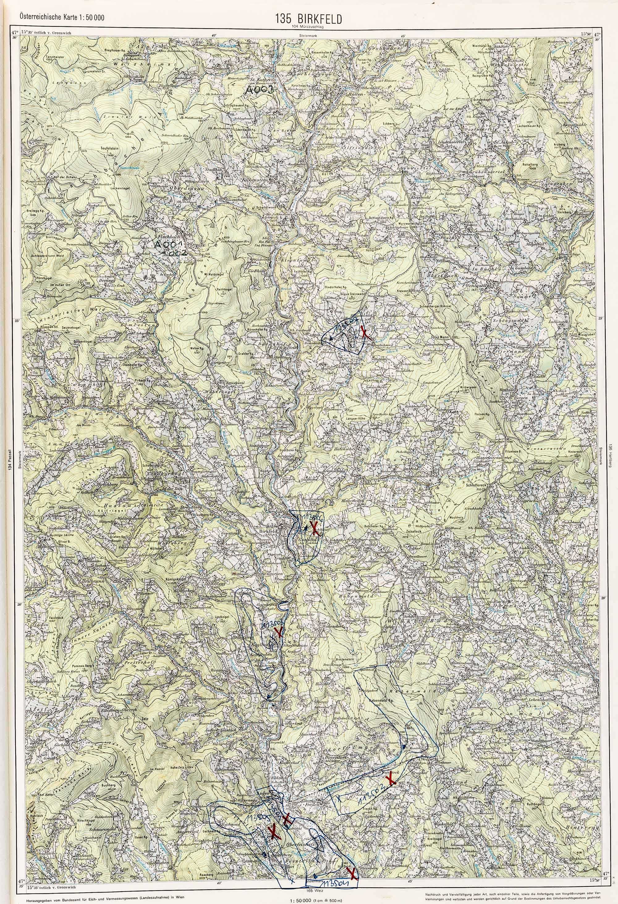 1979-1982 Karte 135