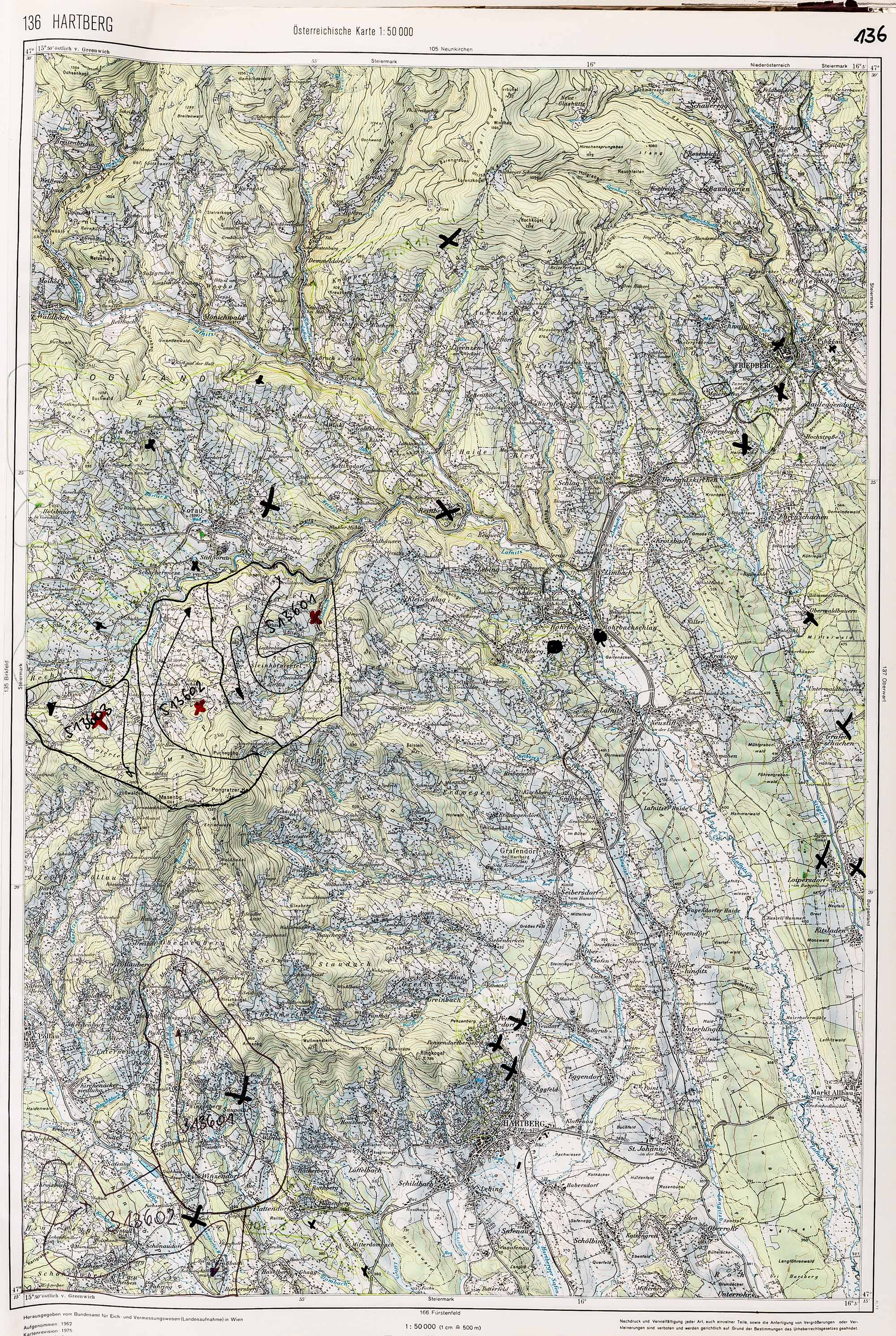 1983-1986 Karte 136