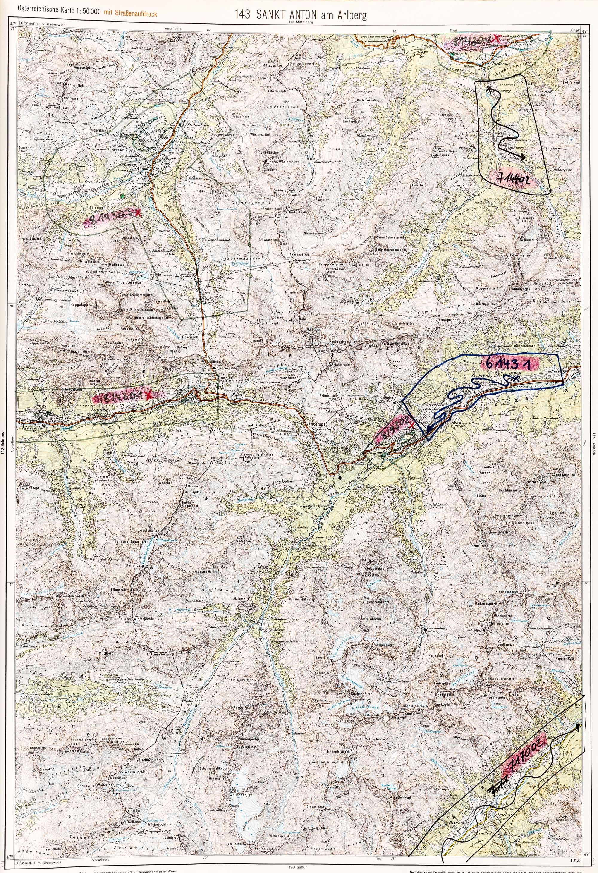 1975-1979 Karte 143