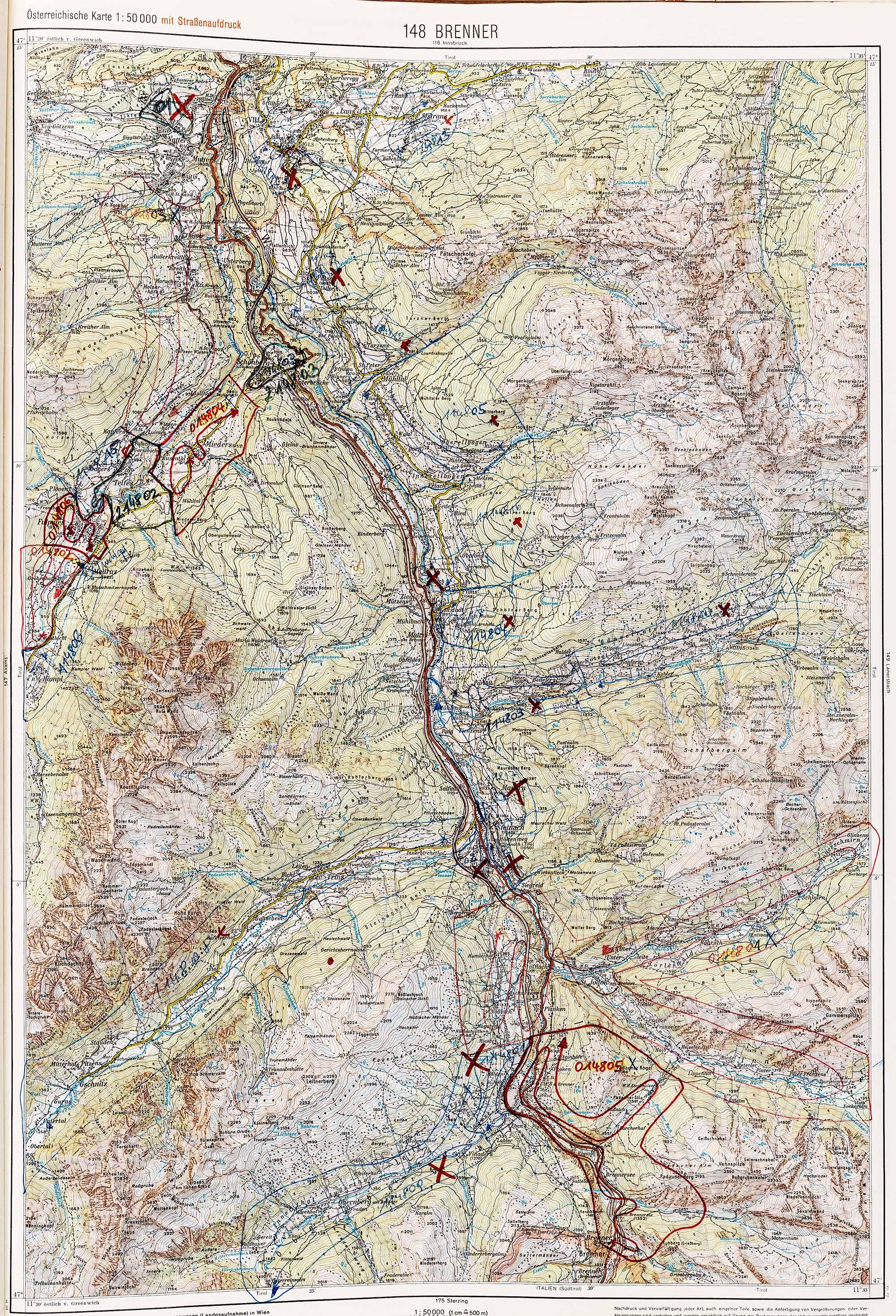 1979-1982 Karte 148