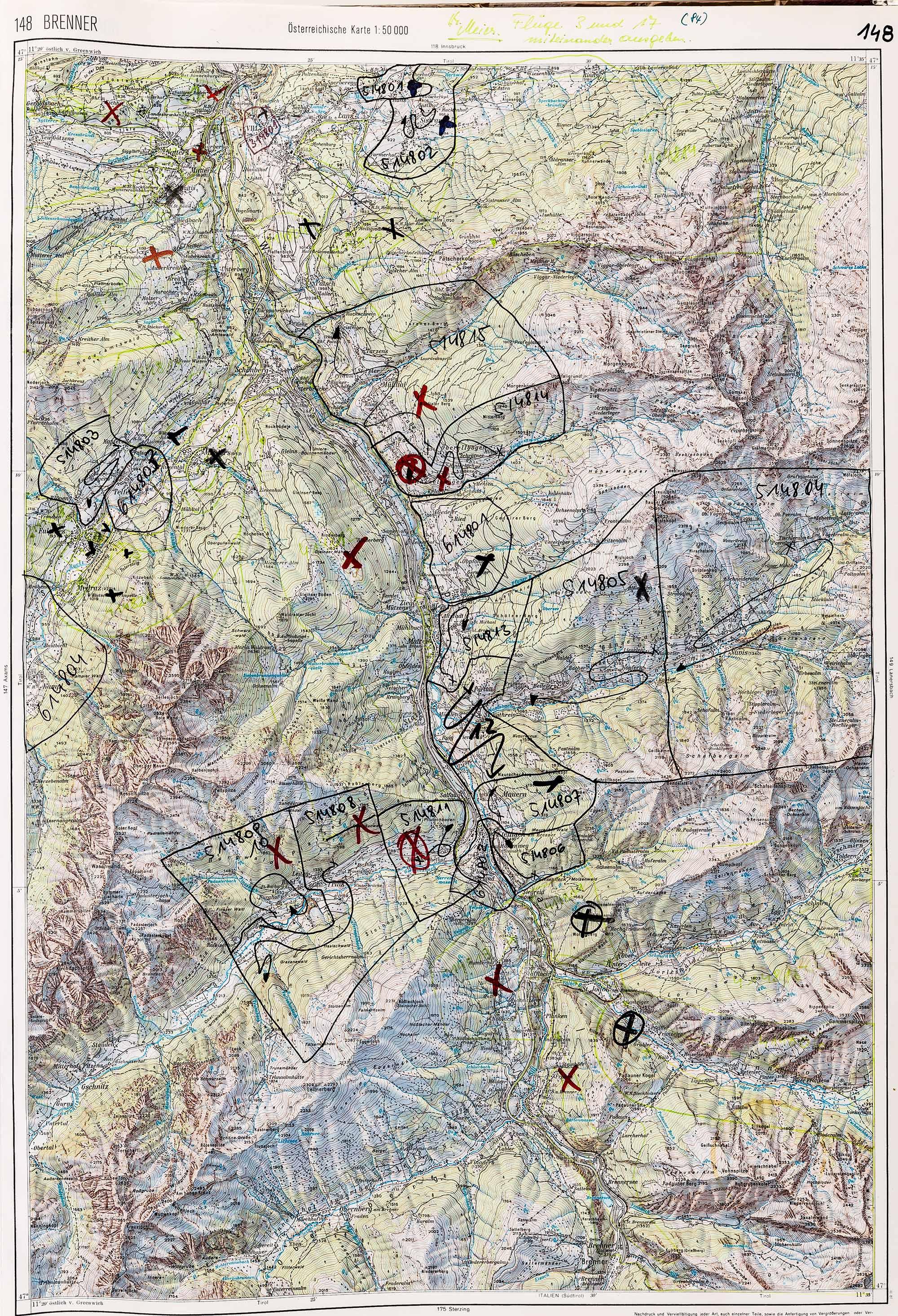 1983-1986 Karte 148