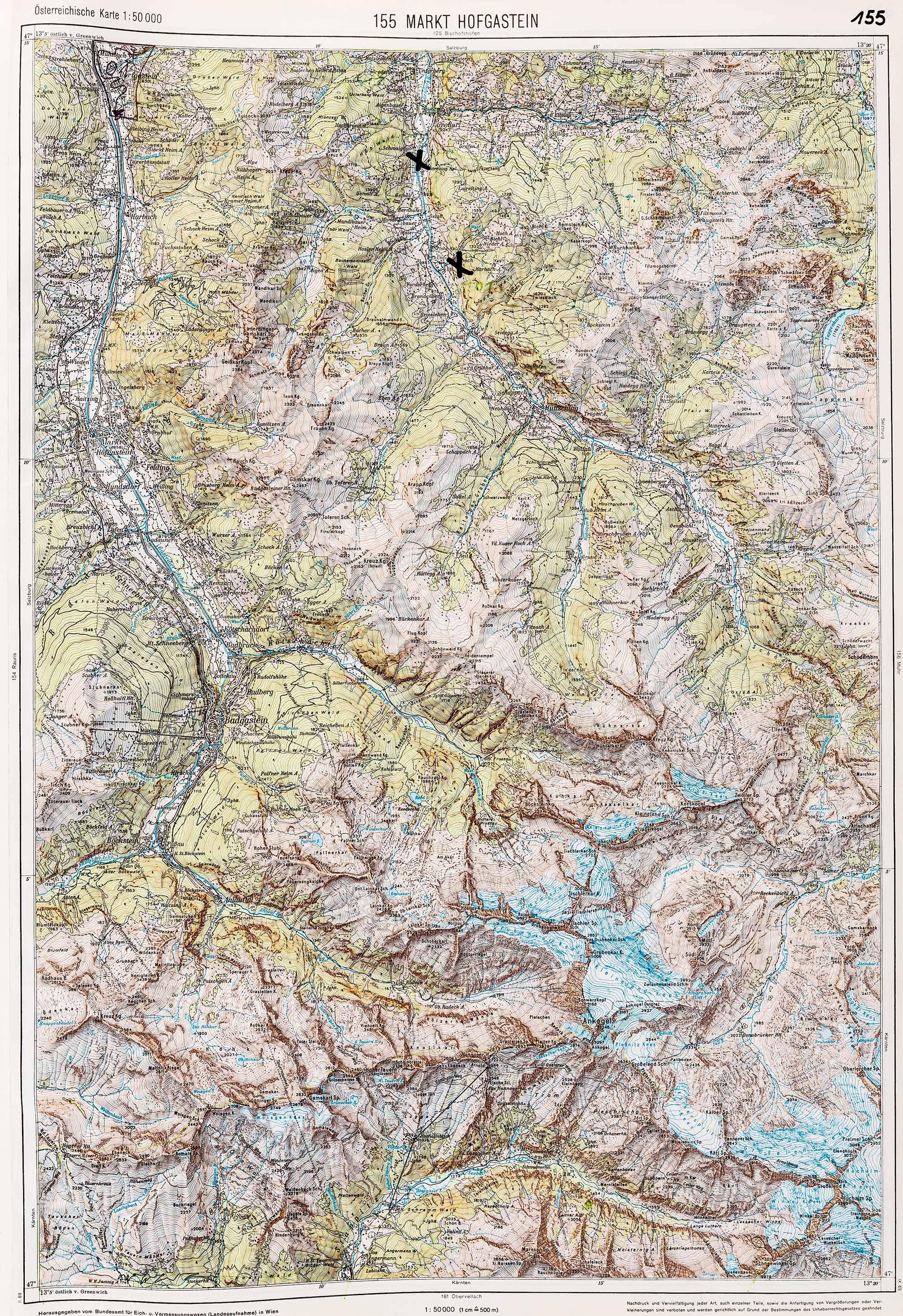 1983-1986 Karte 155