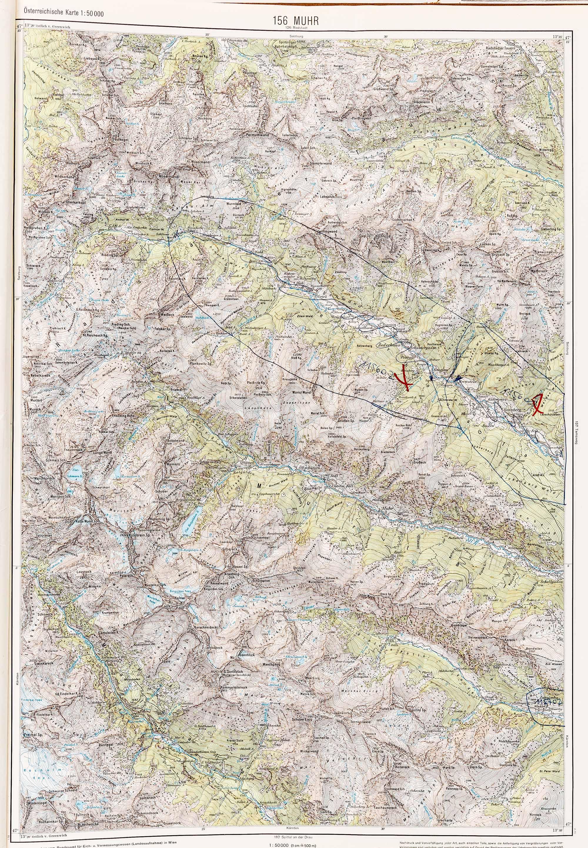 1979-1982 Karte 156