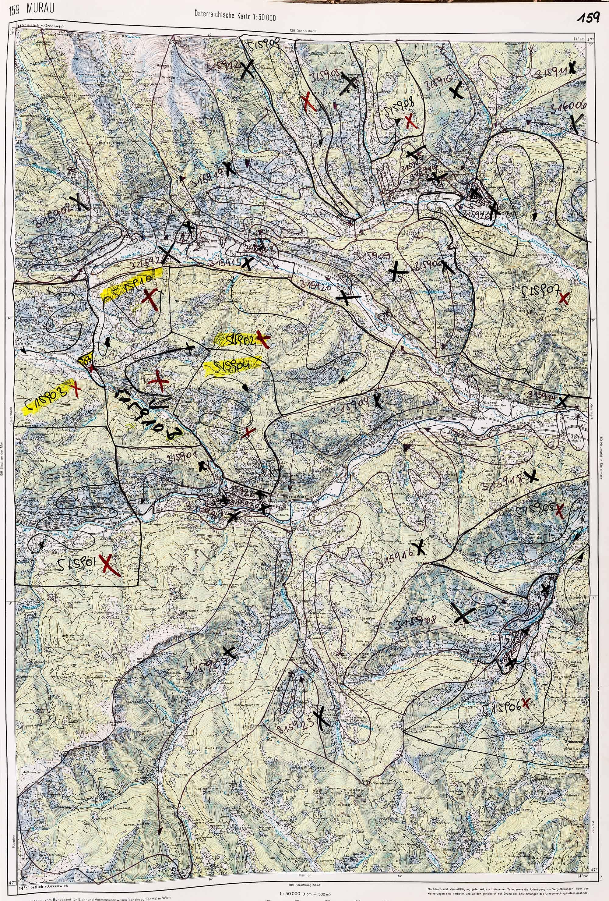 1983-1986 Karte 159