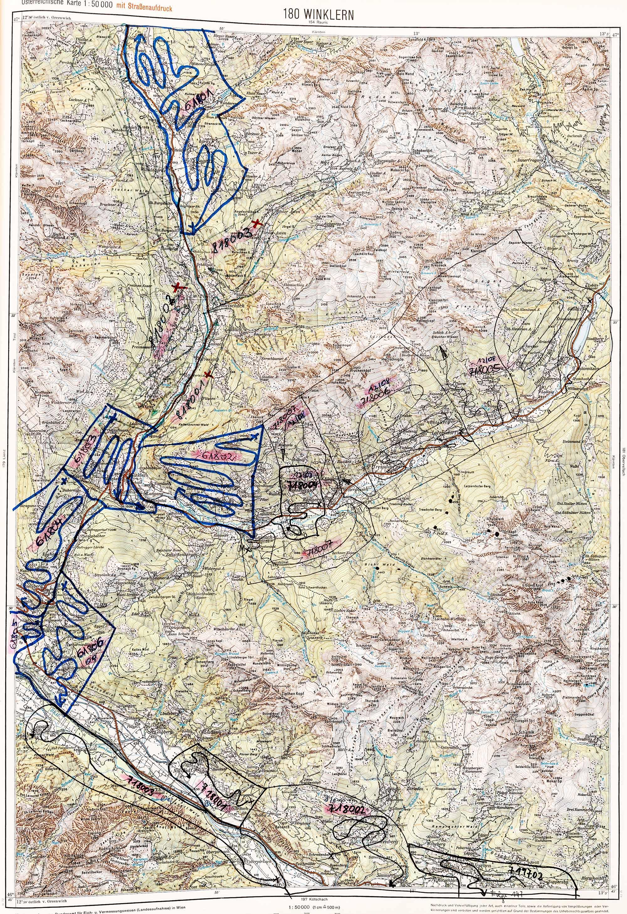 1975-1979 Karte 180