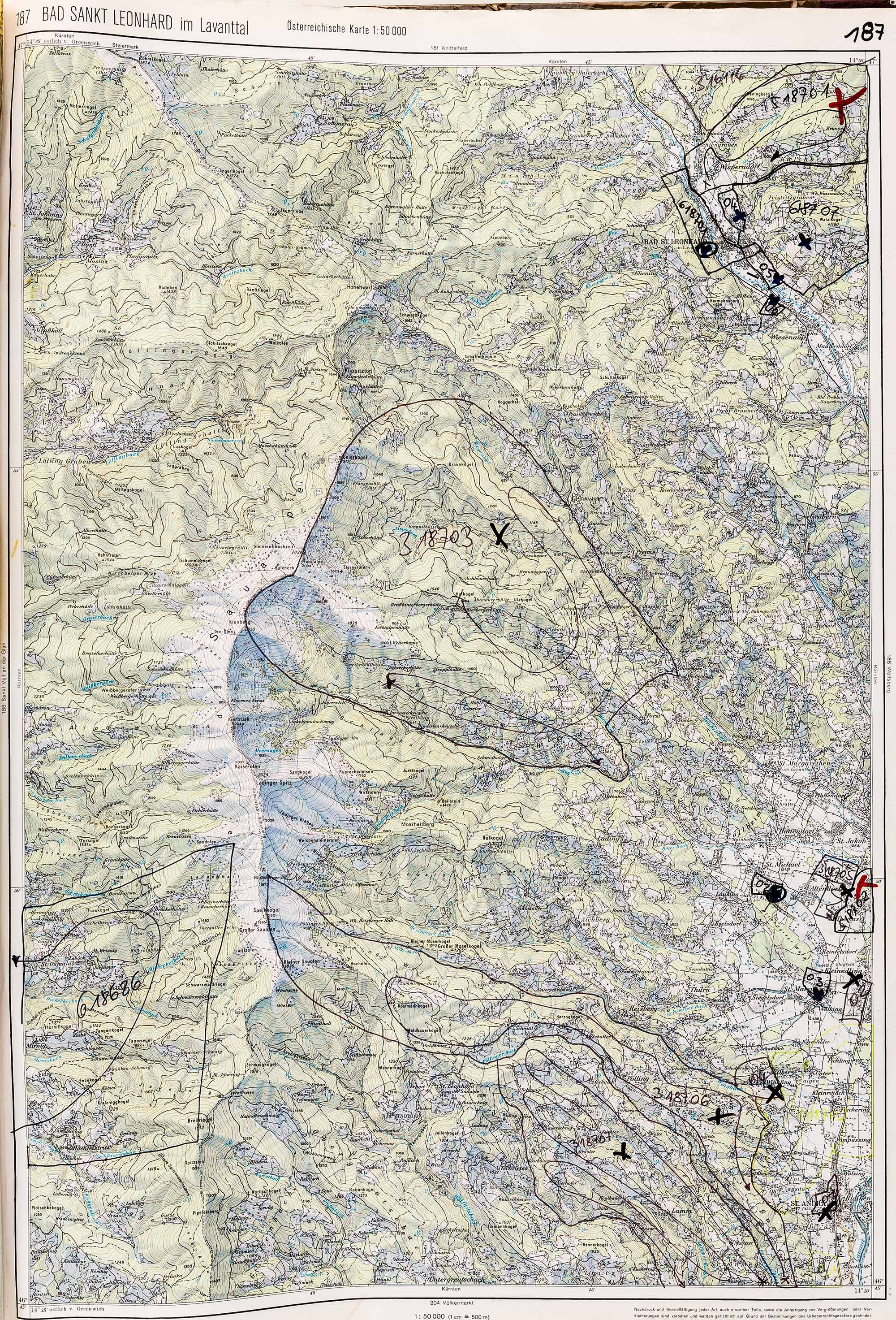 1983-1986 Karte 187