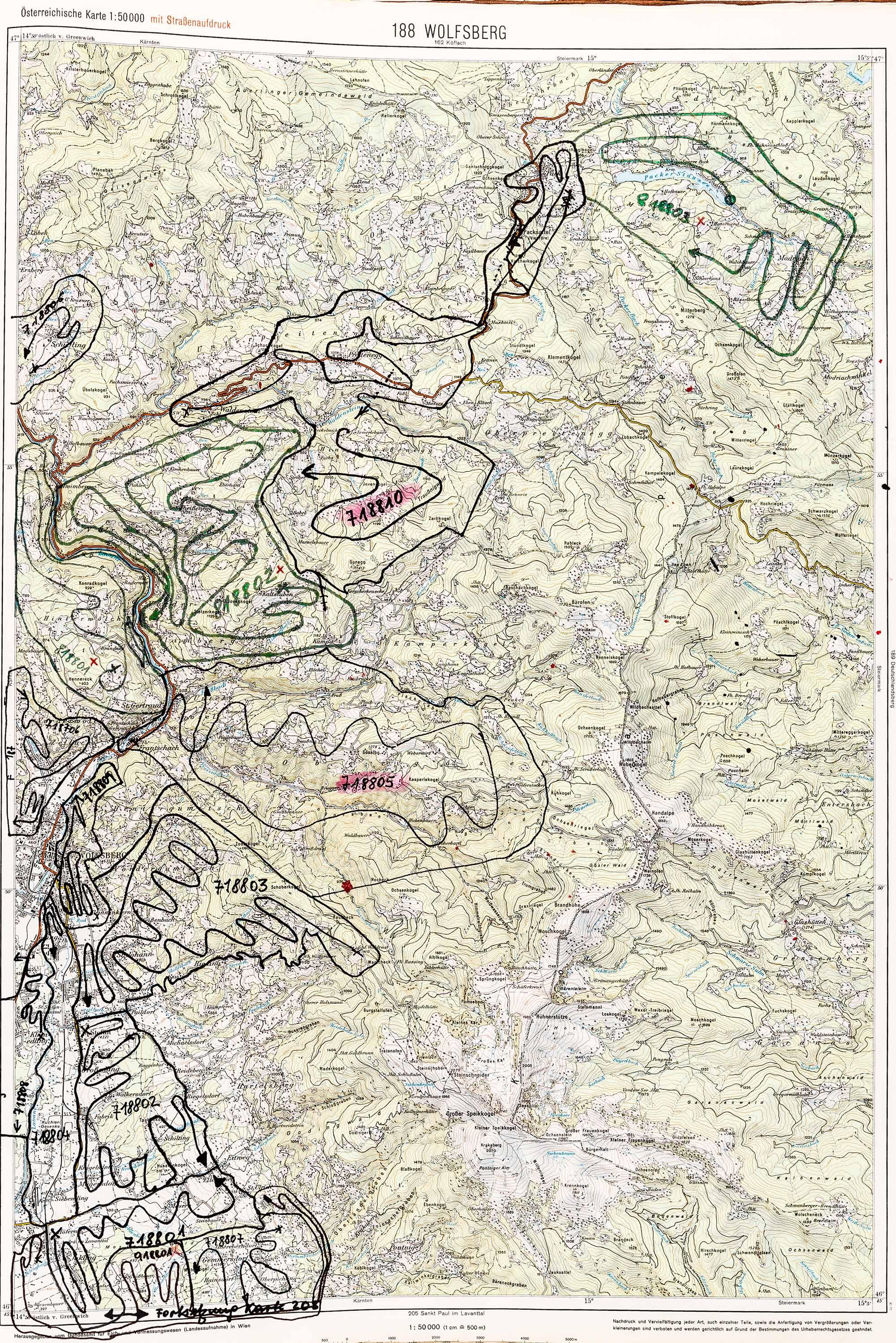 1975-1979 Karte 188