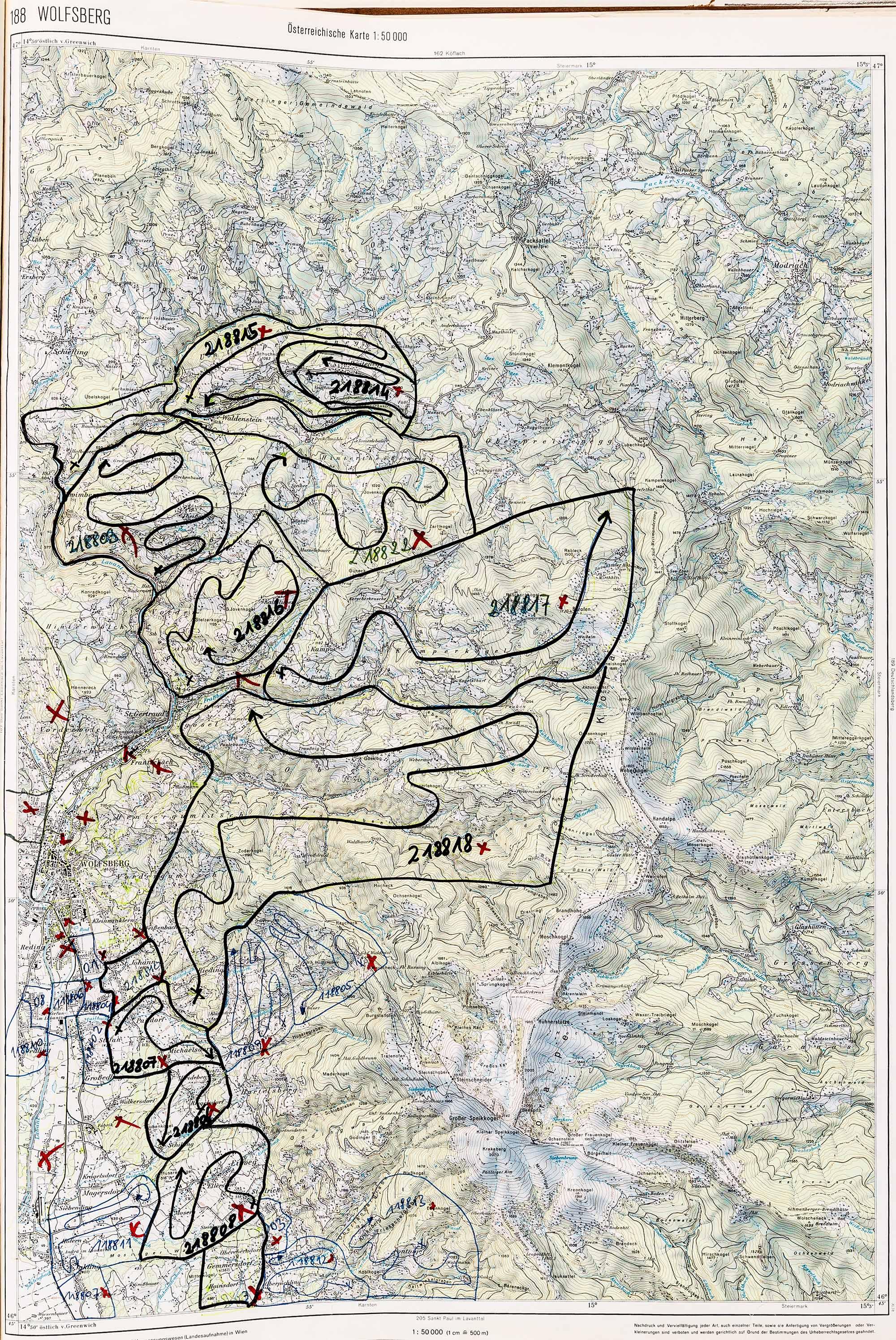 1979-1982 Karte 188