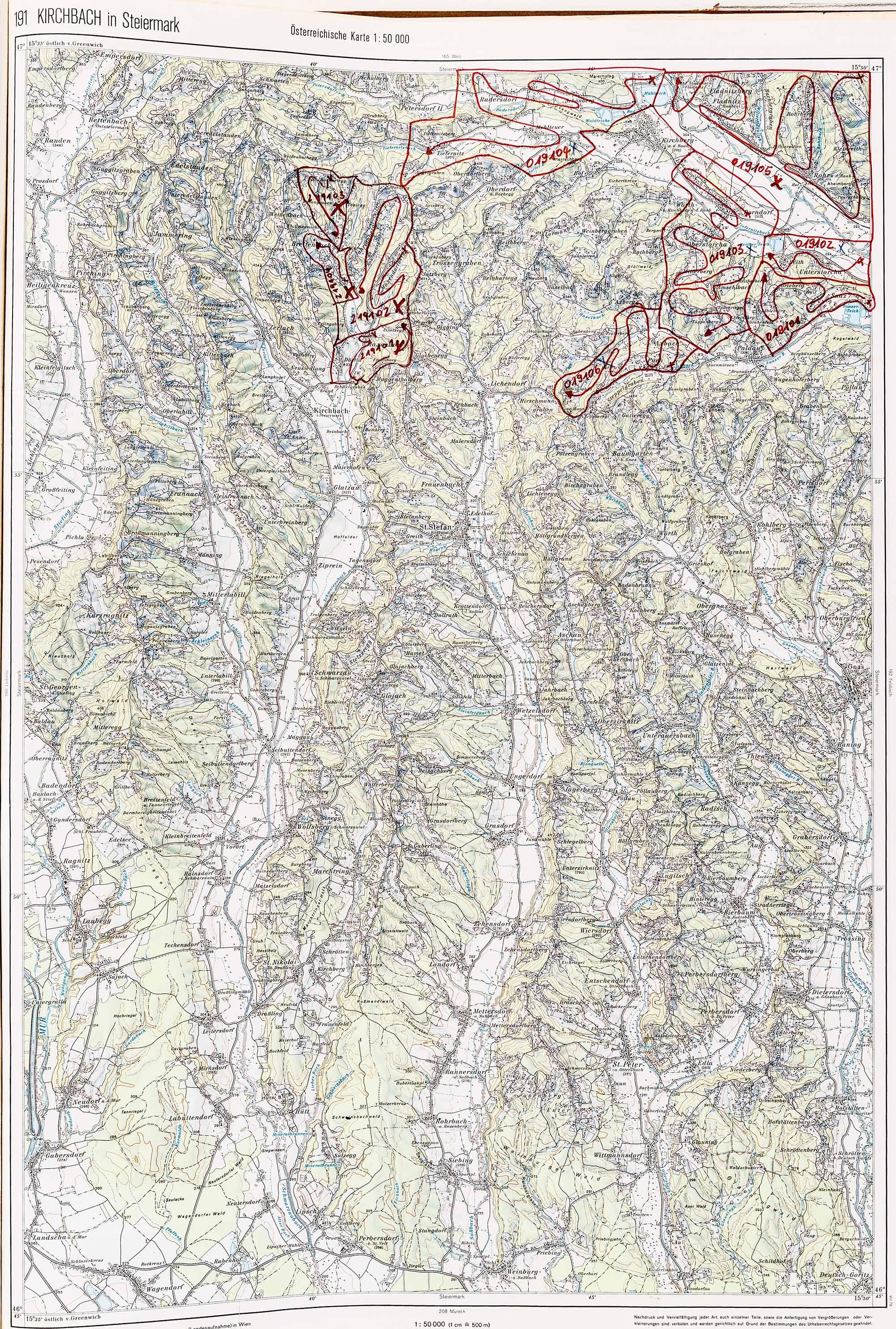 1979-1982 Karte 191