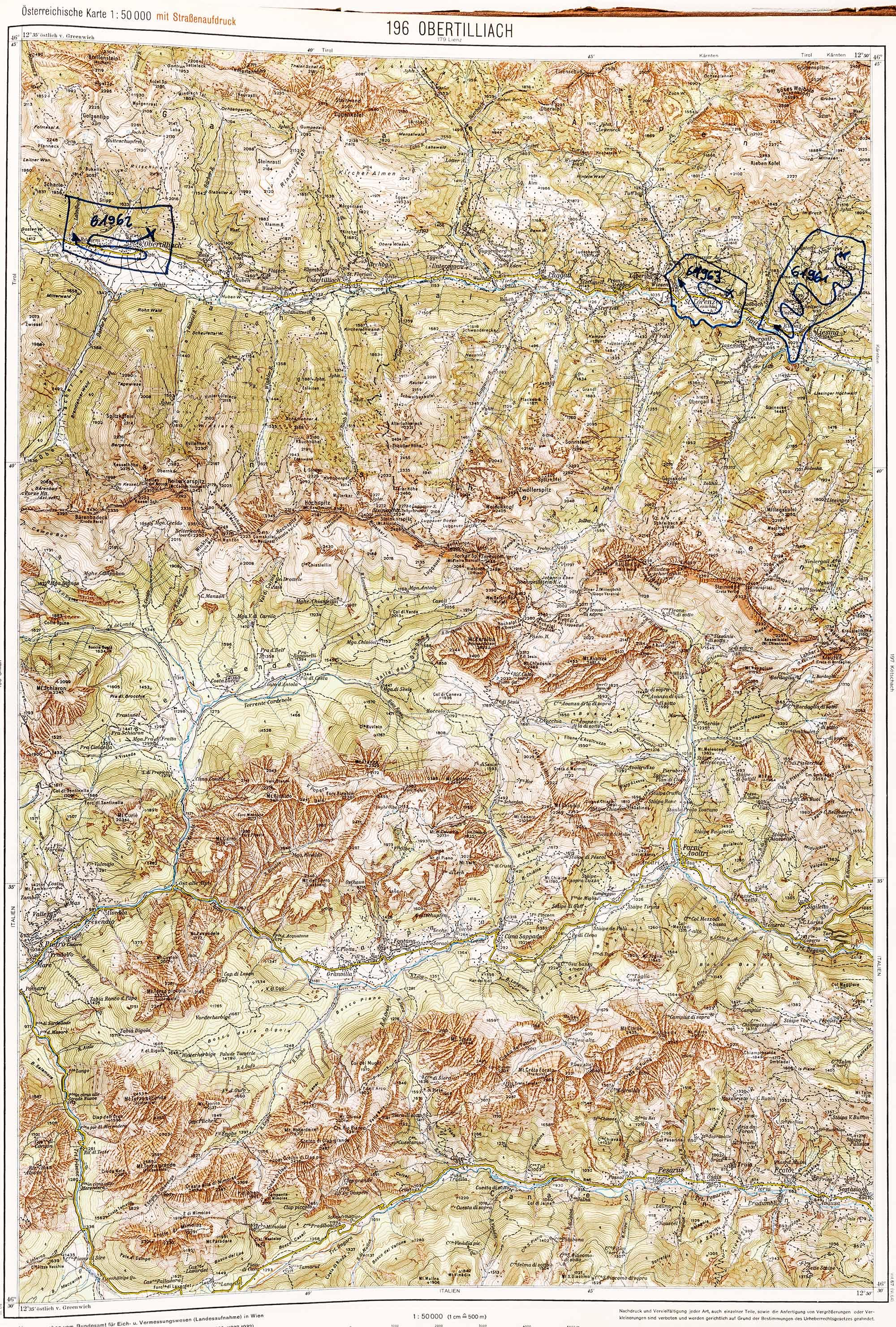 1975-1979 Karte 196