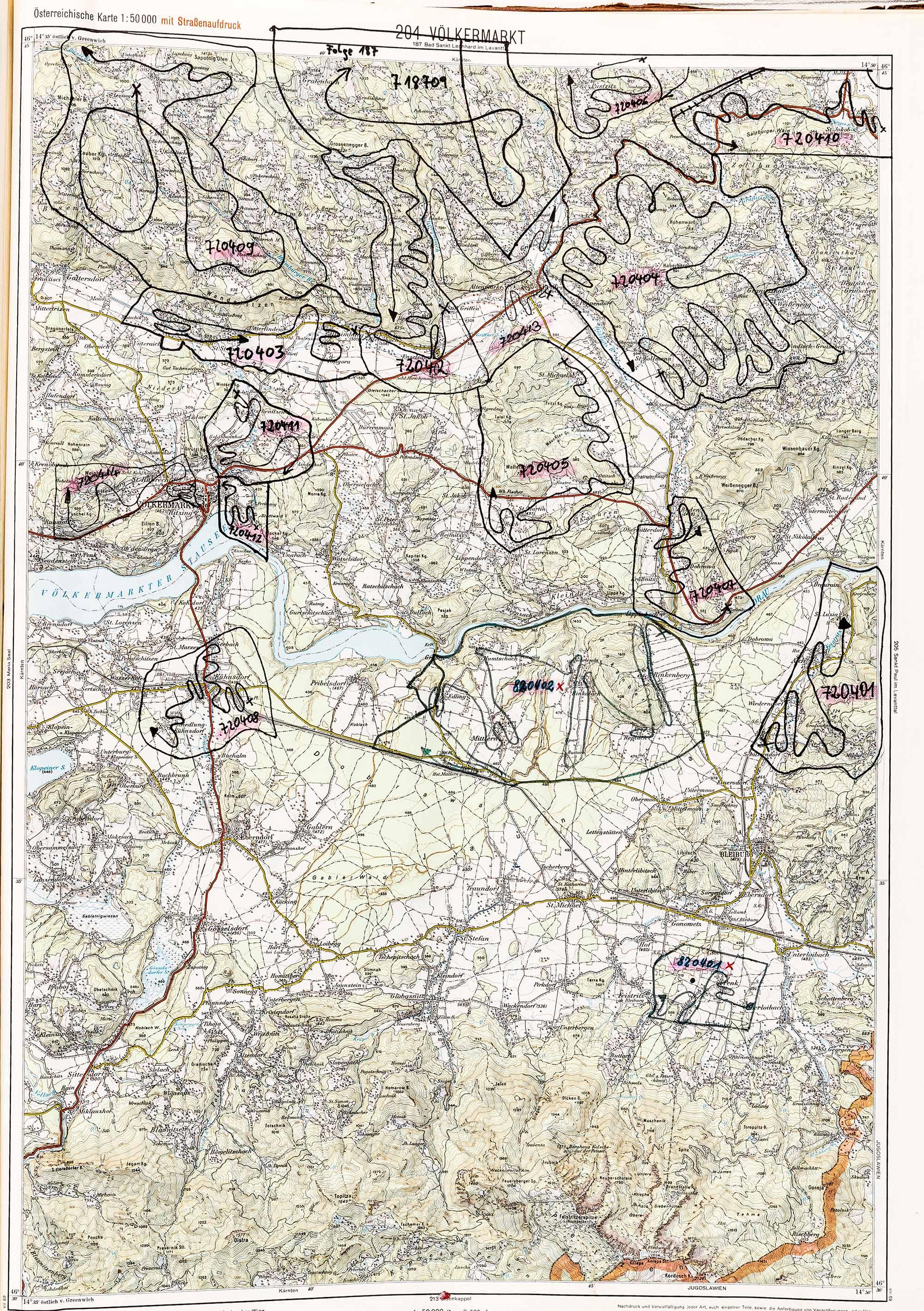 1975-1979 Karte 204