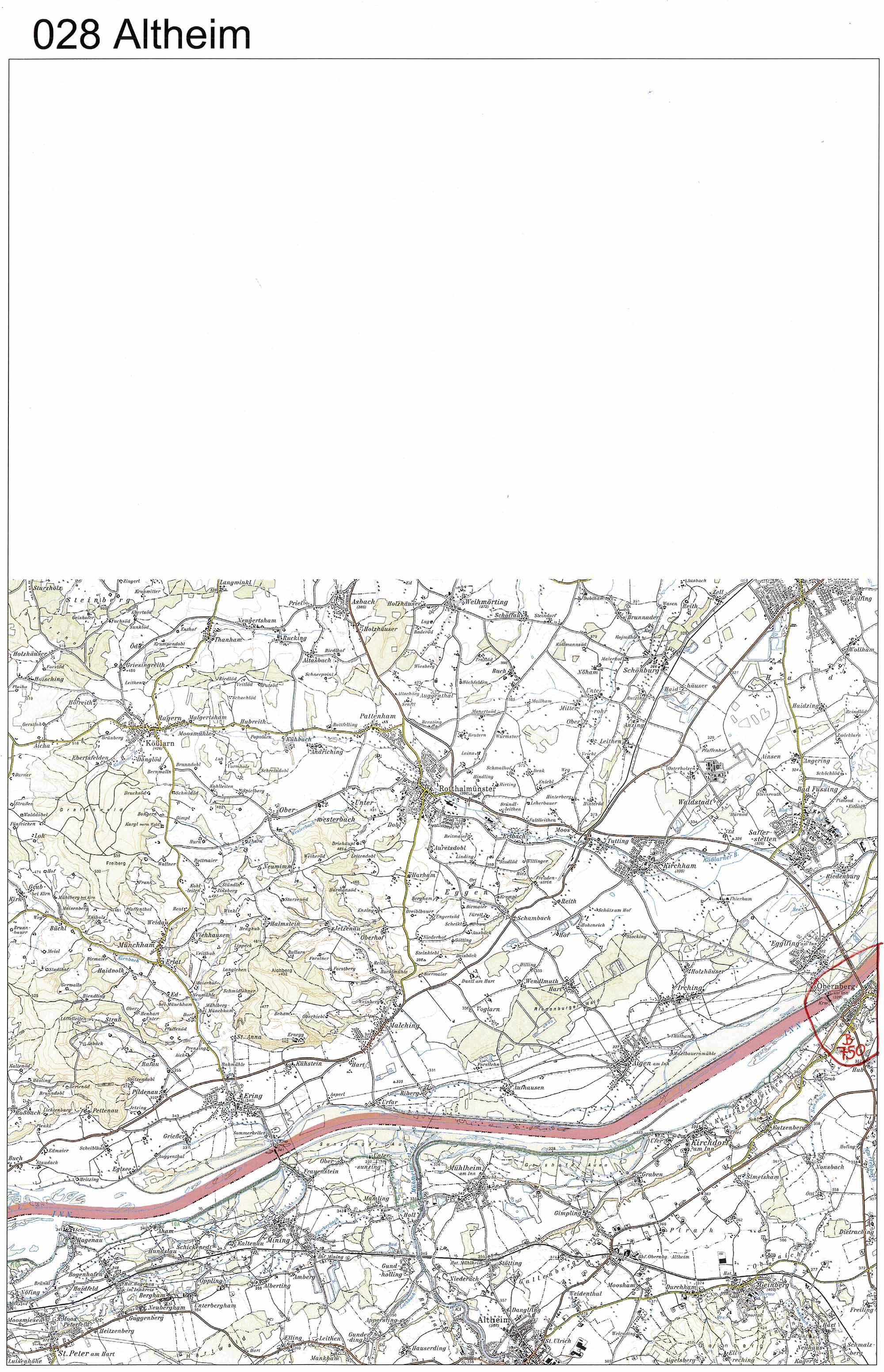 aerofoto. Karte 028