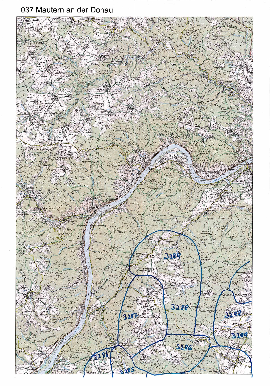 1958-1973 Karte 037 Schwarz/Weiß