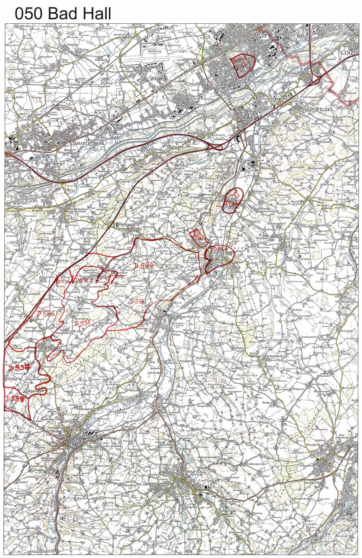 aerofoto- Karte 050