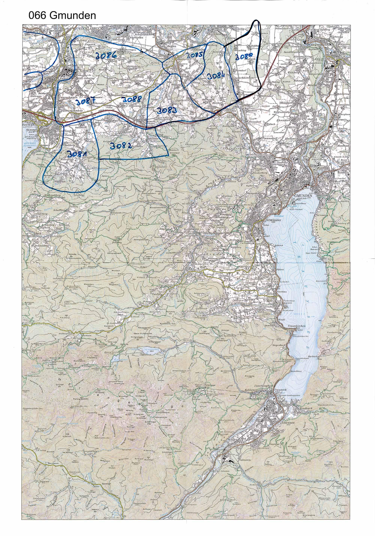 1958-1973 Karte 066 Schwarz/Weiß