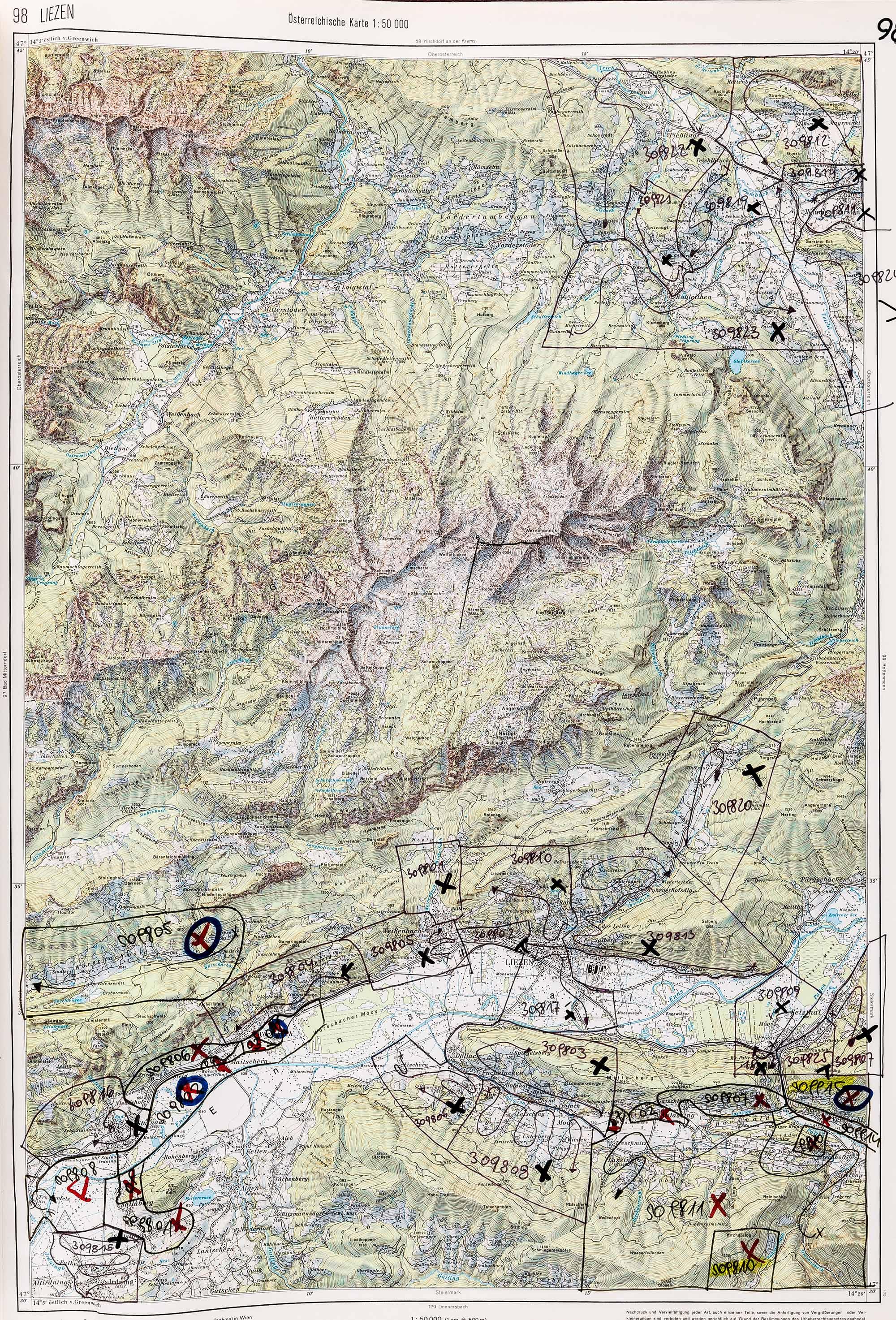 1983-1986 Karte 098
