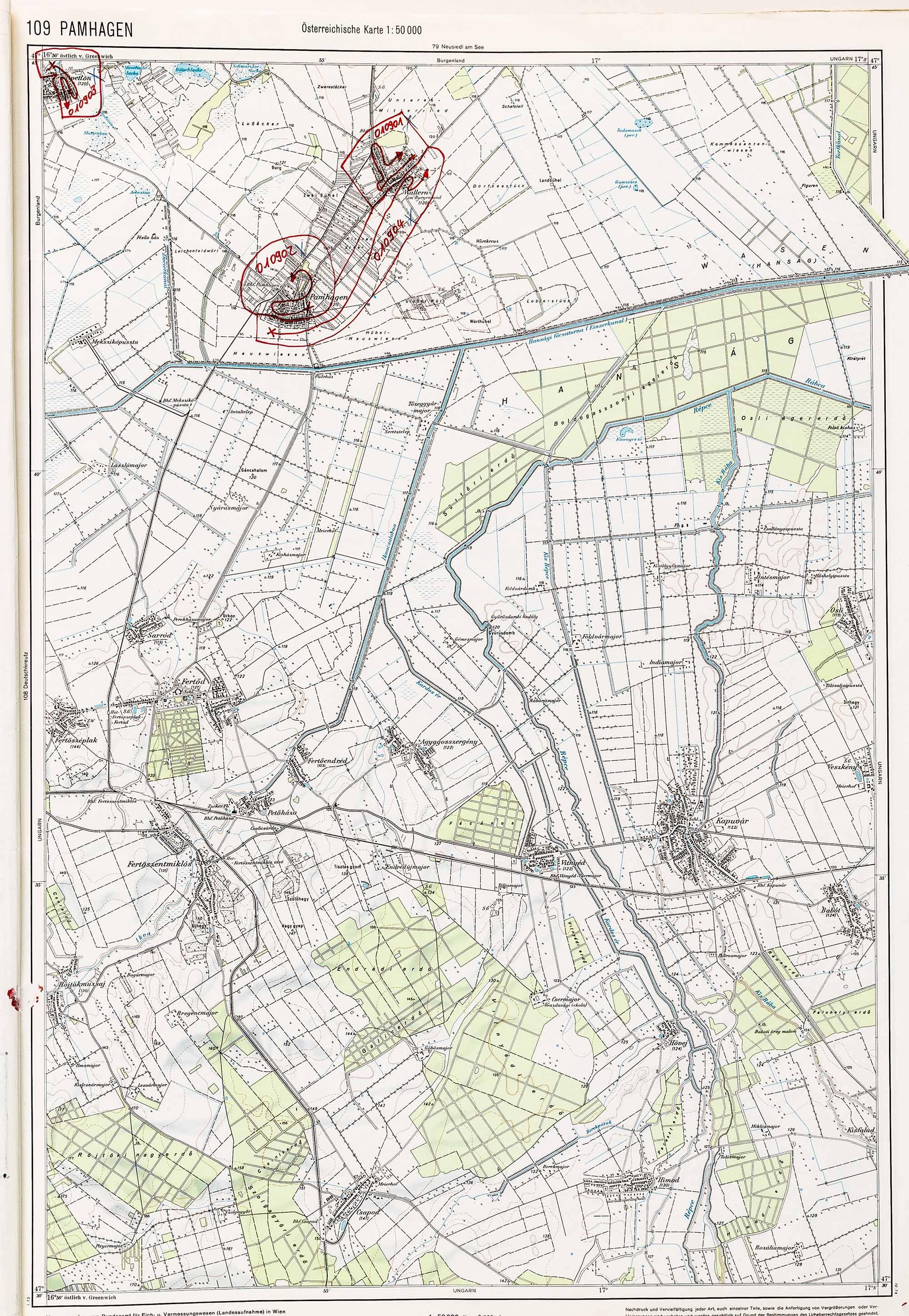 1979-1982 Karte 109