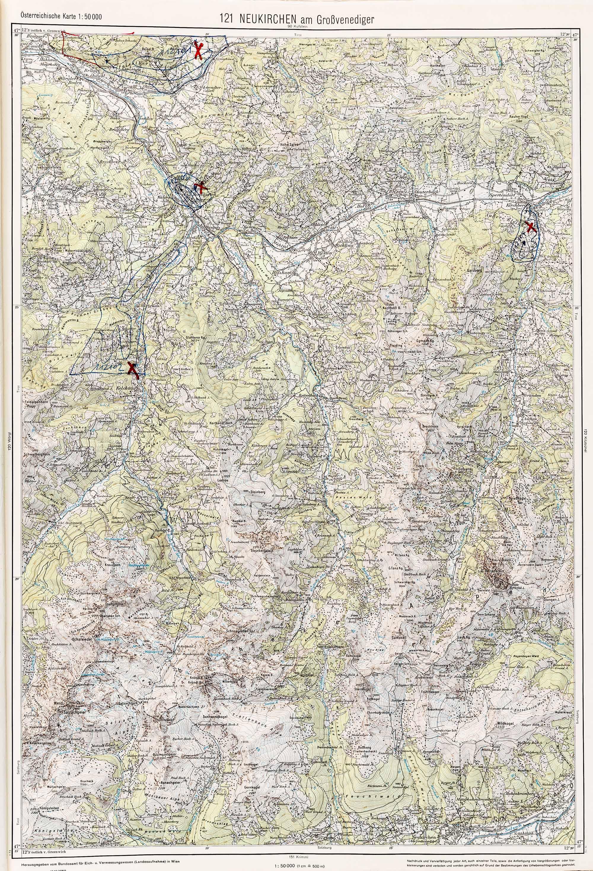 1979-1982 Karte 121