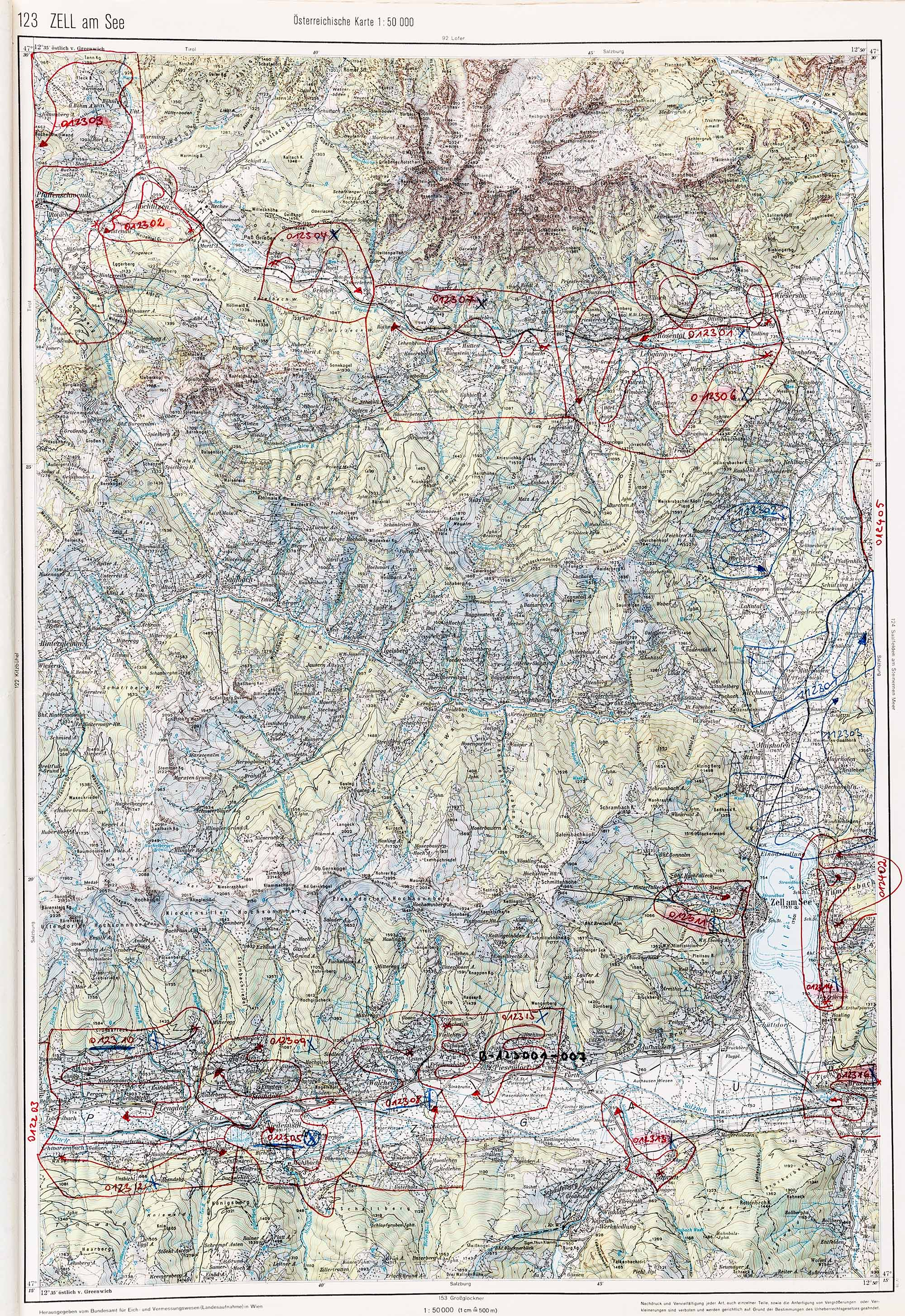 1979-1982 Karte 123