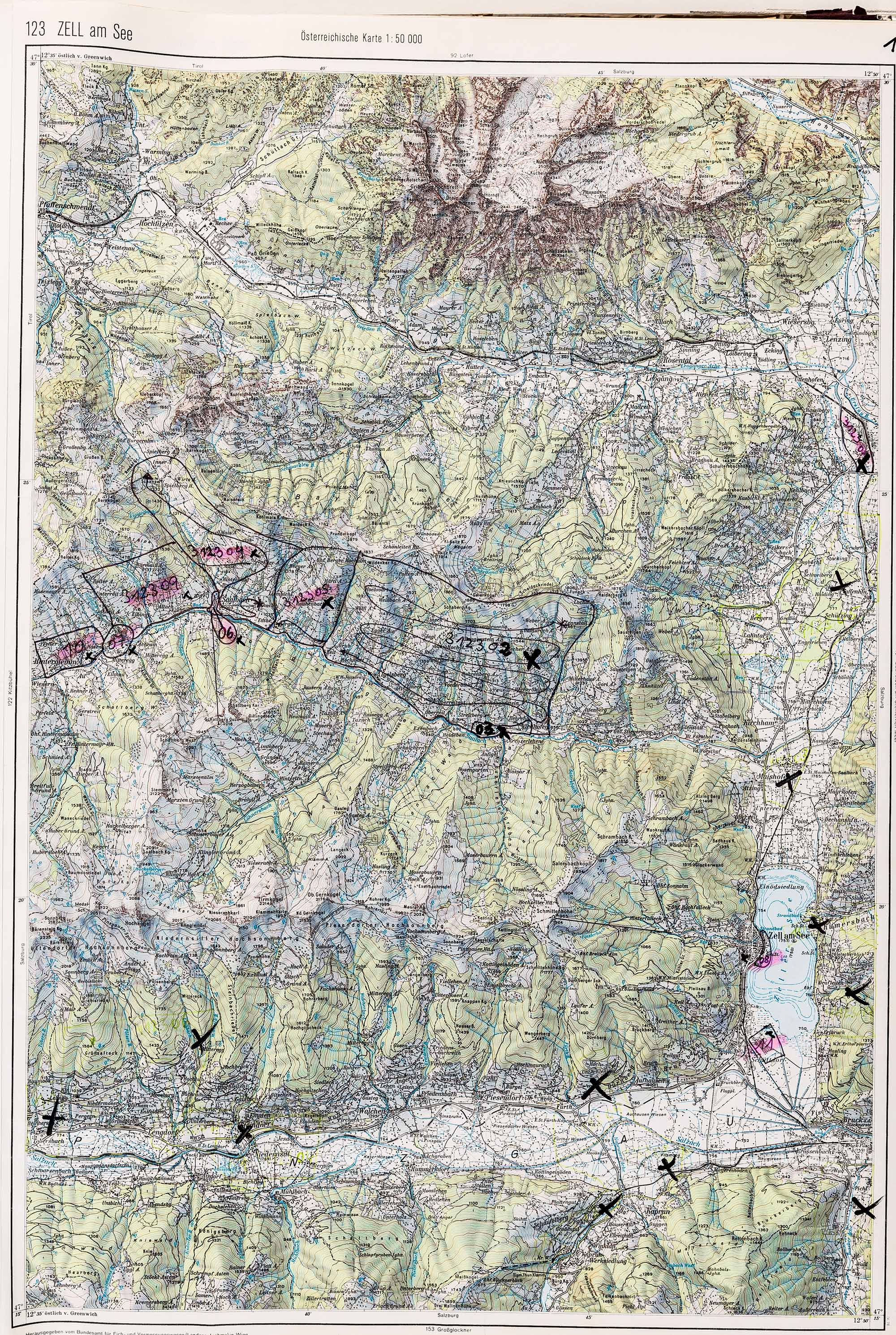 1983-1986 Karte 123