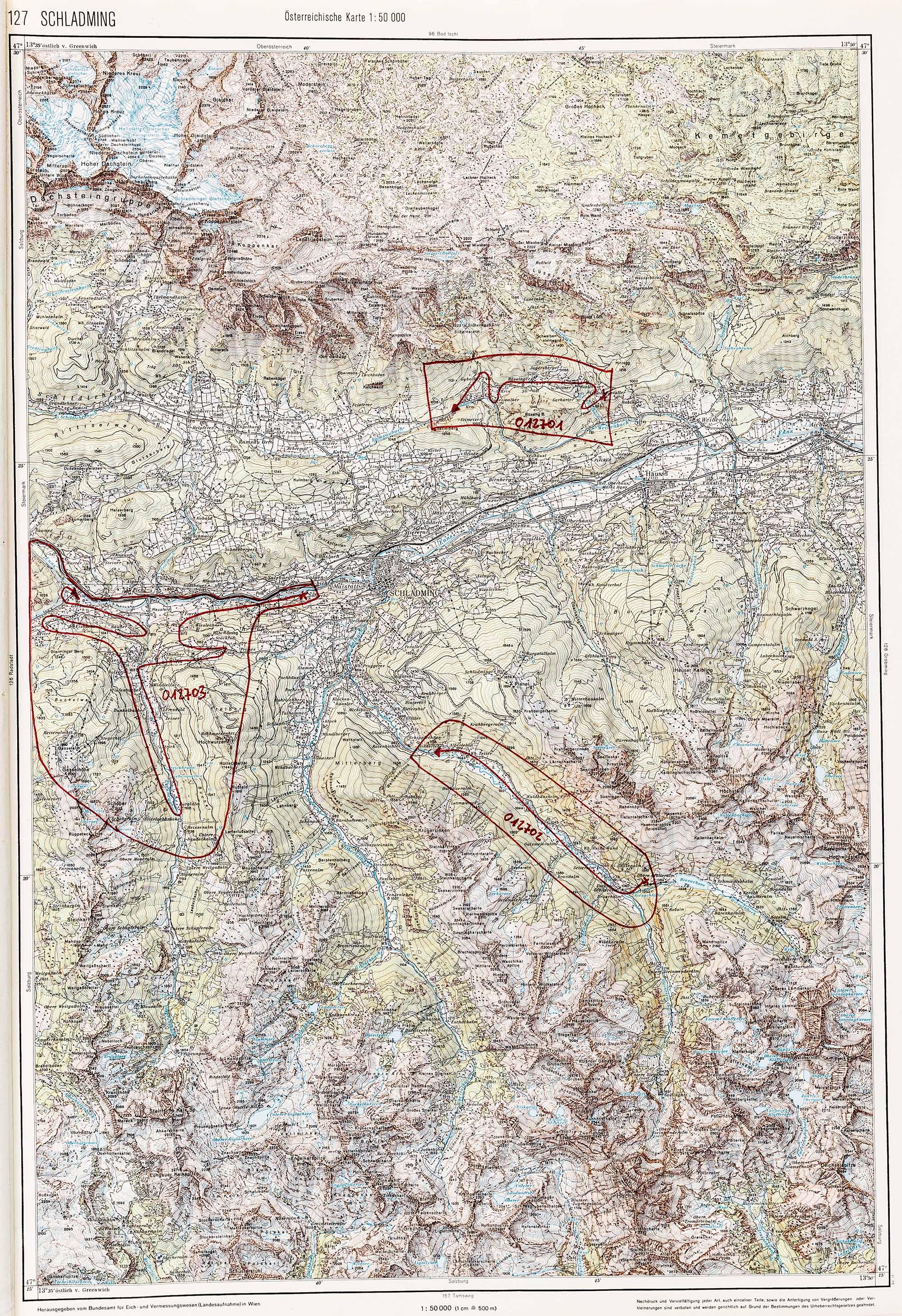 1979-1982 Karte 127