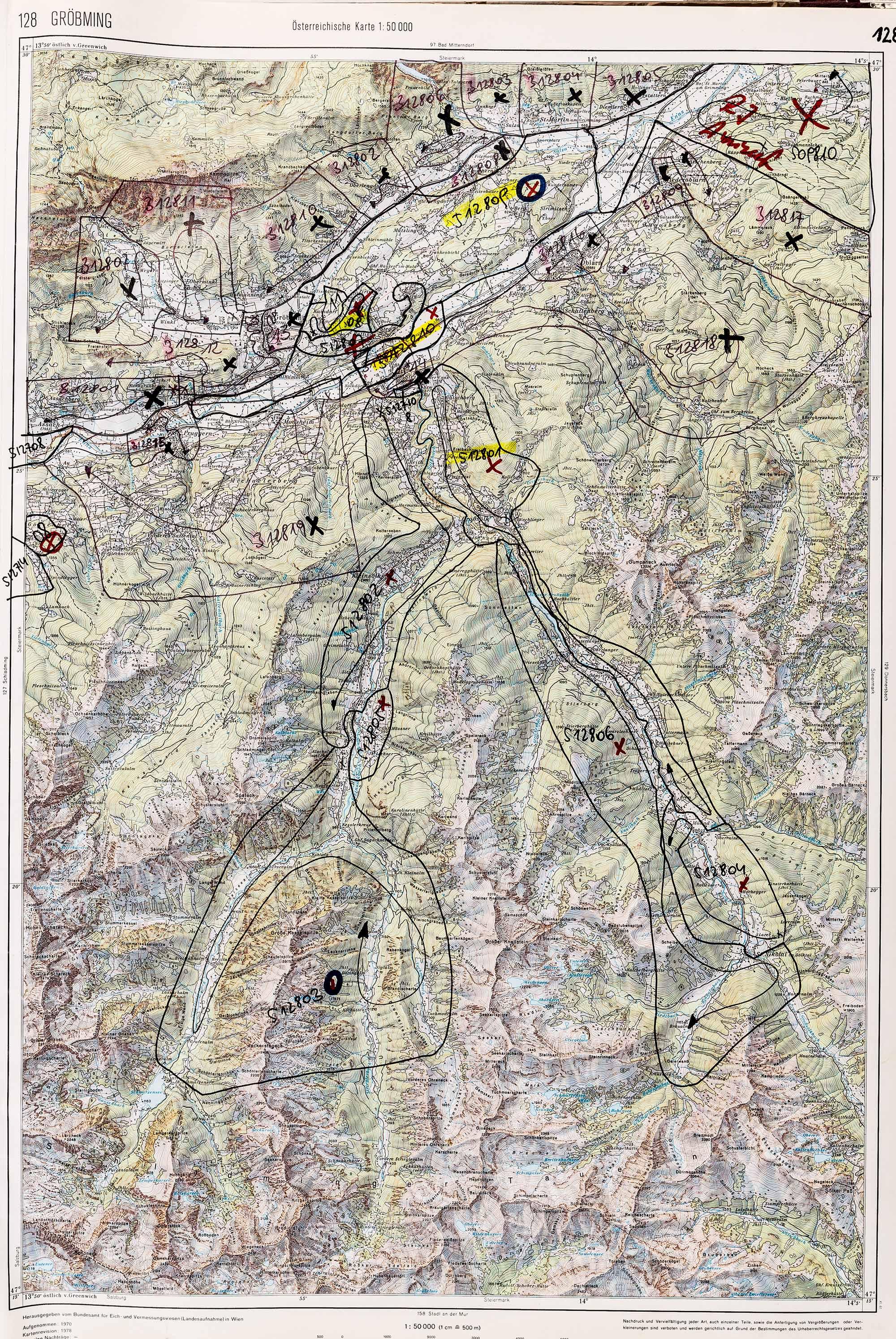 1983-1986 Karte 128