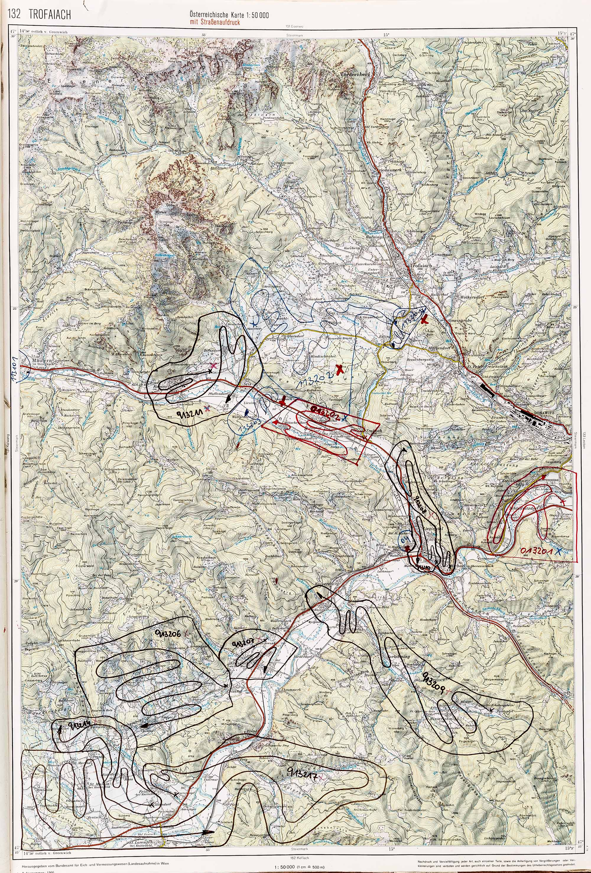 1979-1982 Karte 132