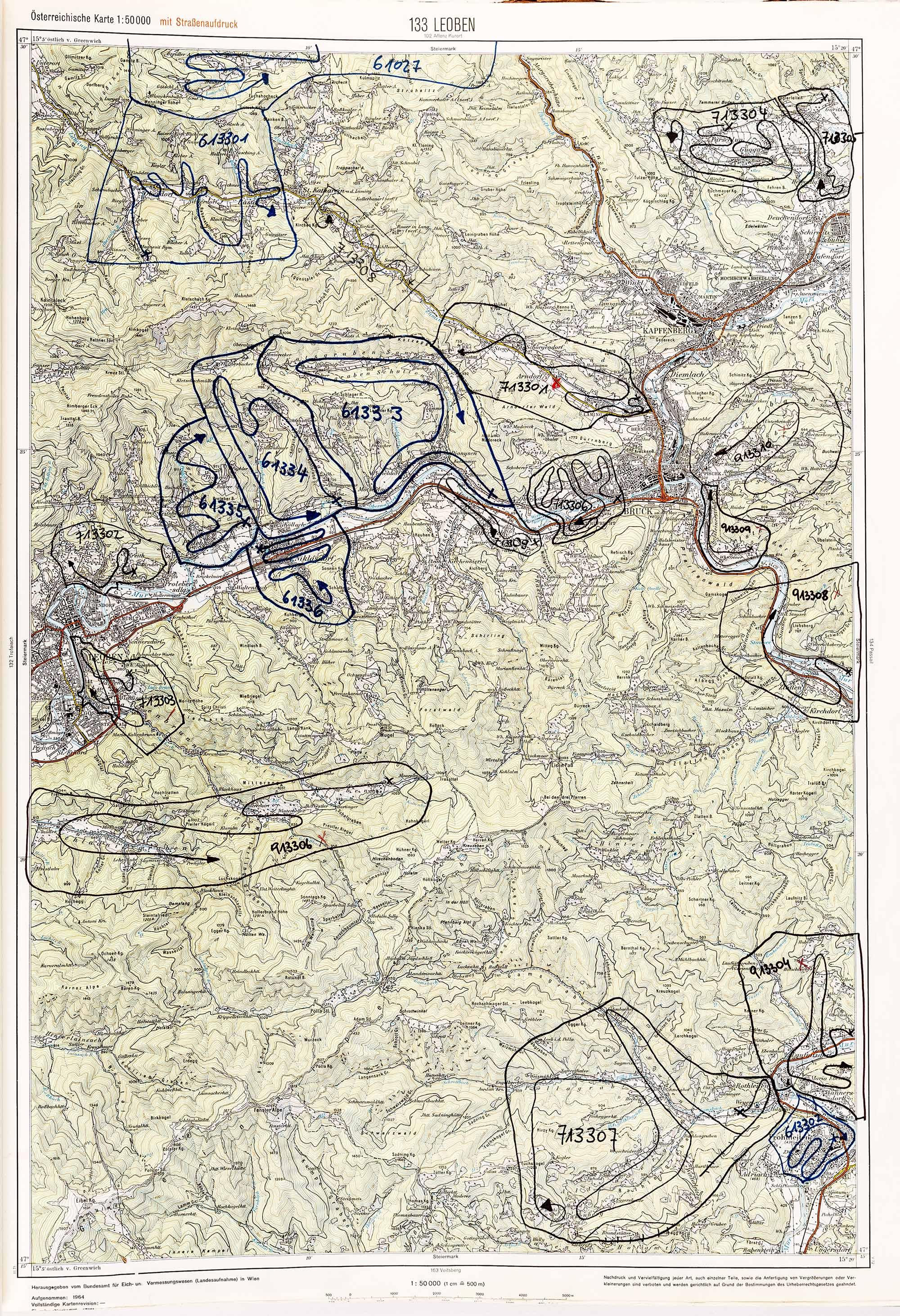 1975-1979 Karte 133