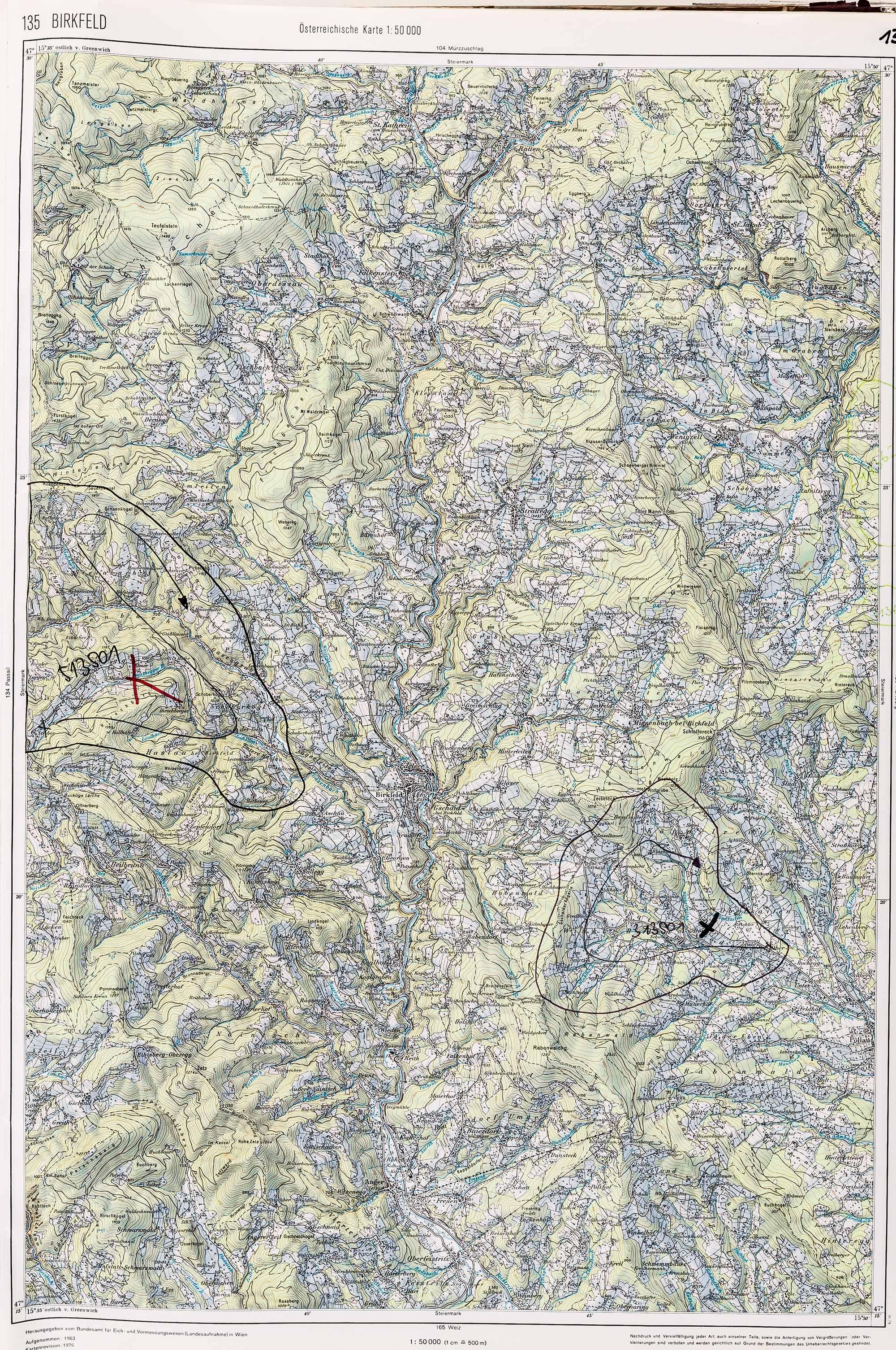 1983-1986 Karte 135