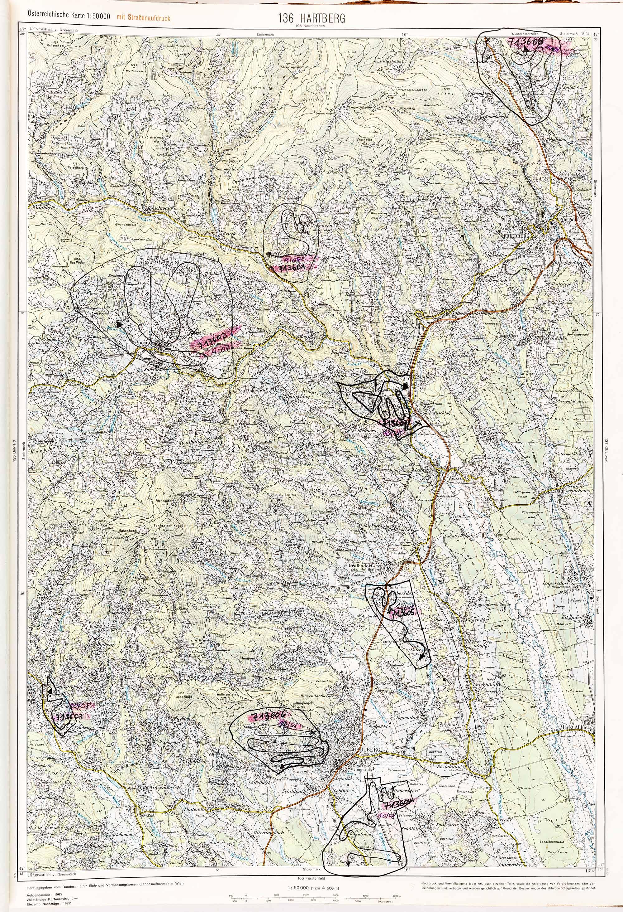 1975-1979 Karte 136
