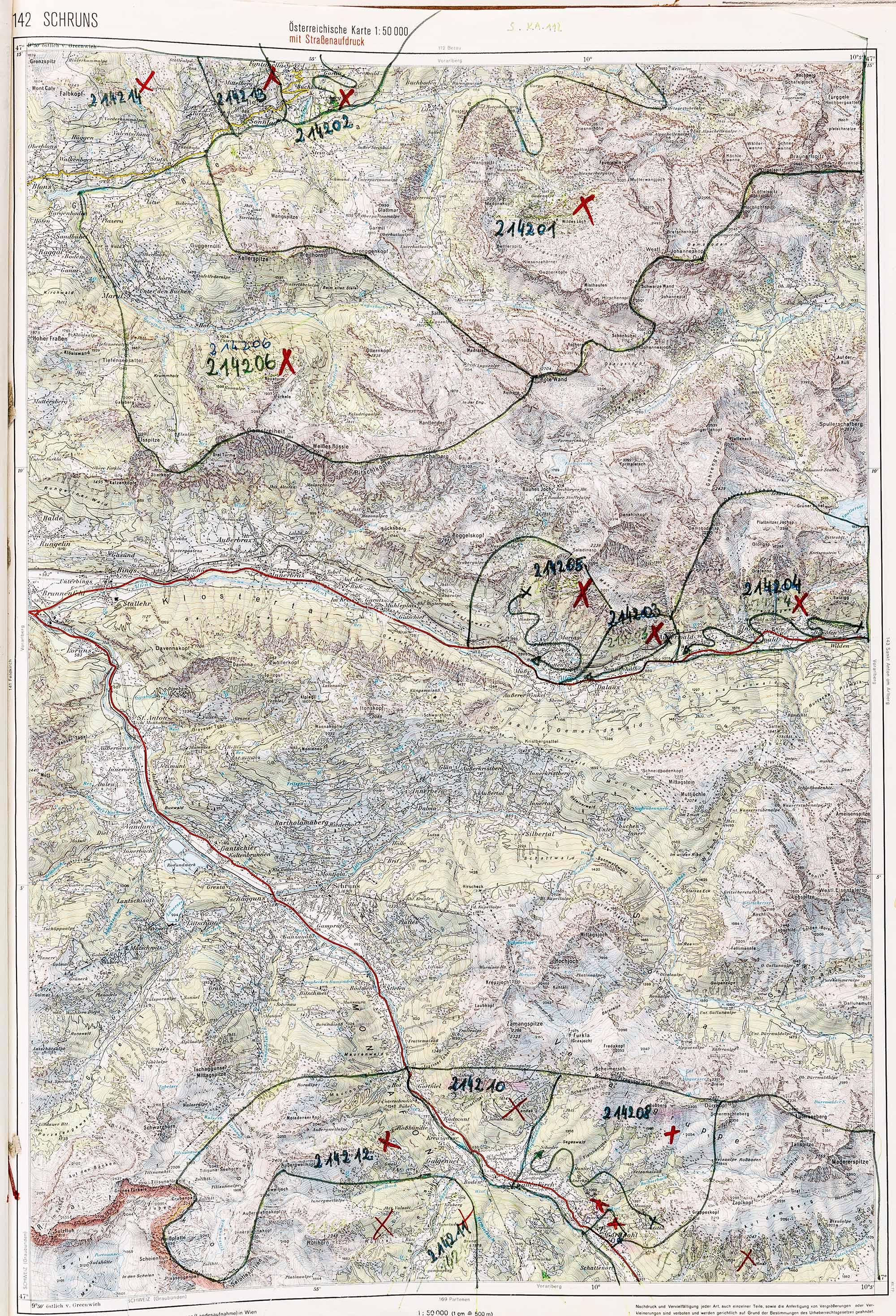 1979-1982 Karte 142