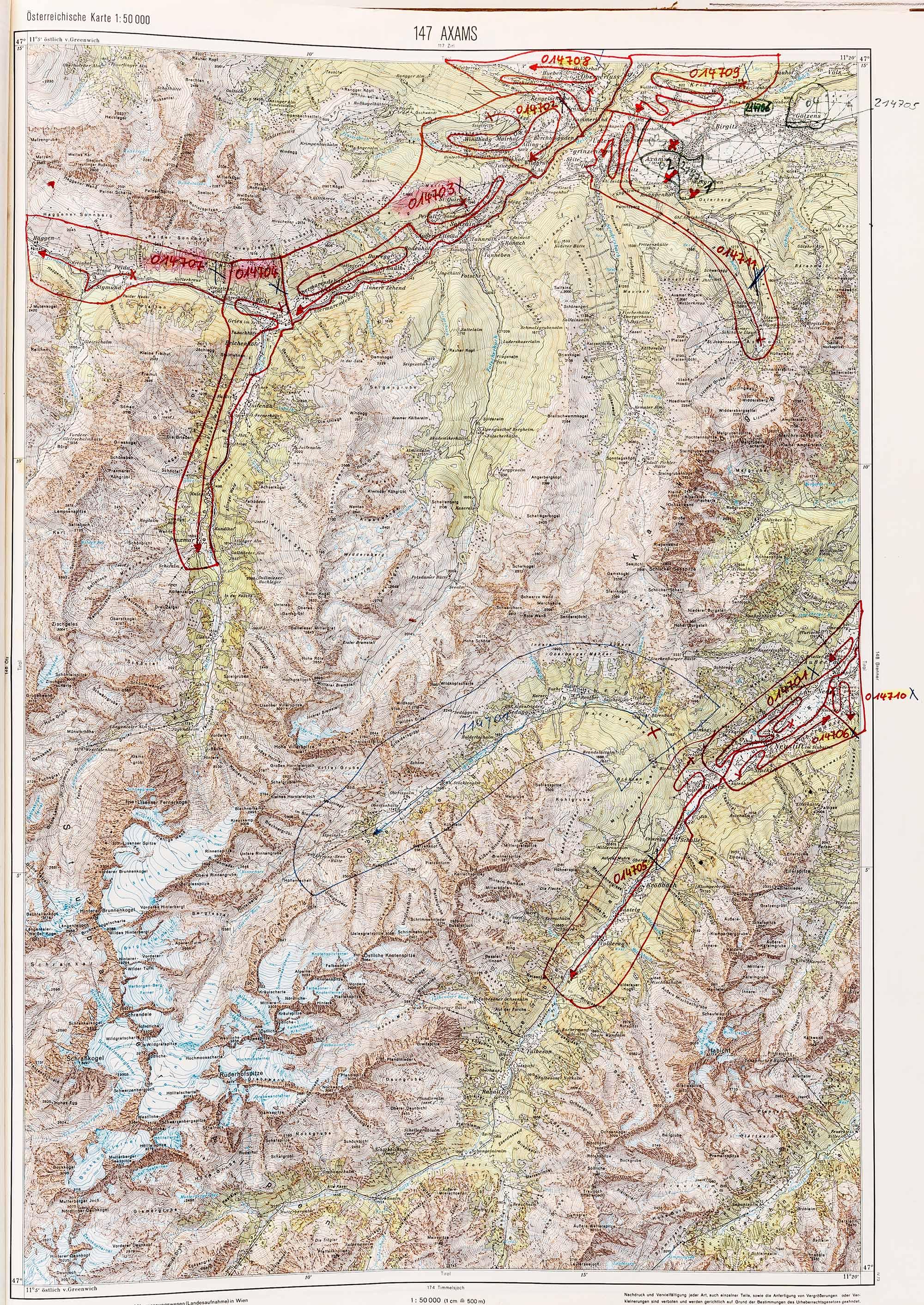 1979-1982 Karte 147