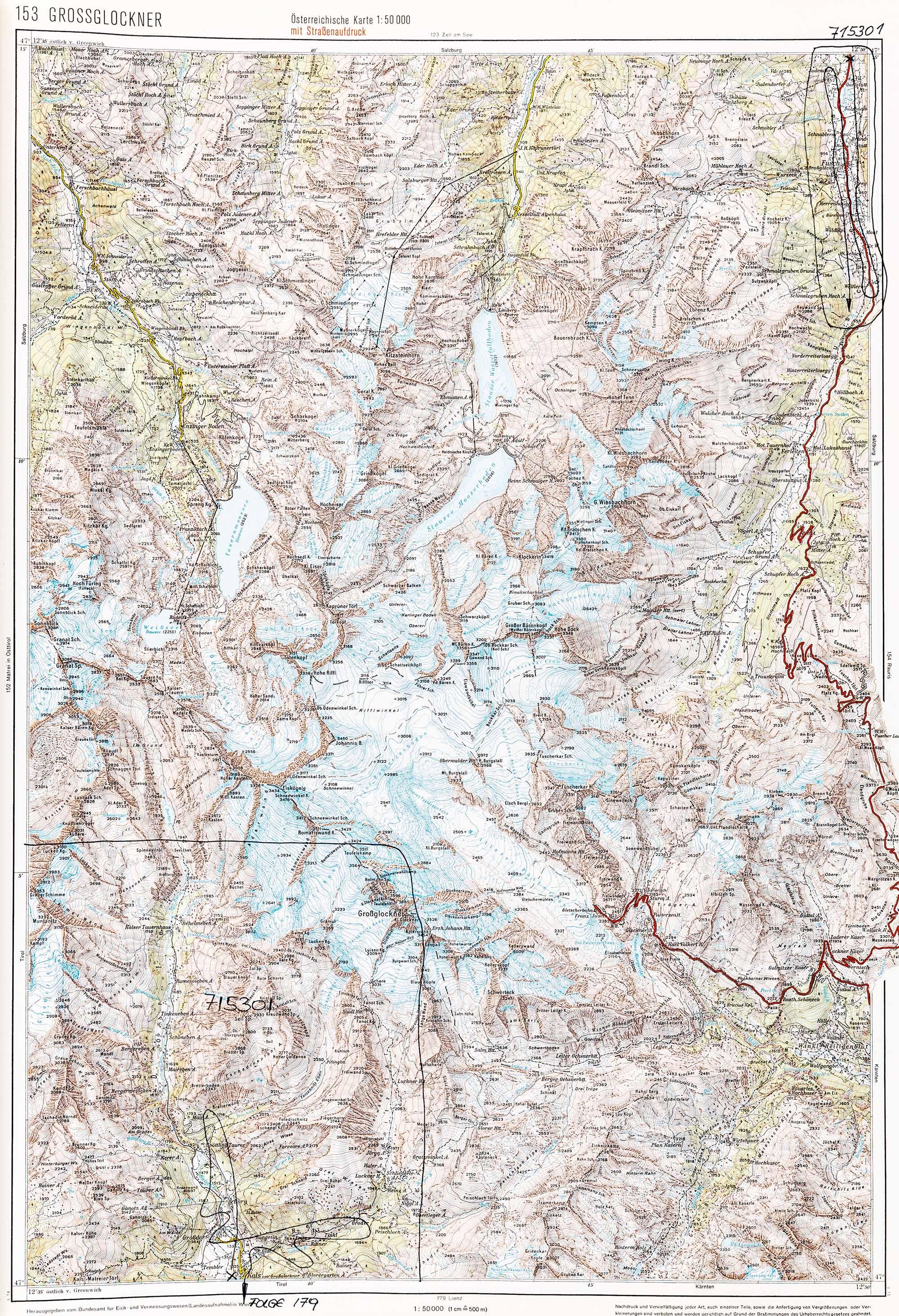 1975-1979 Karte 153