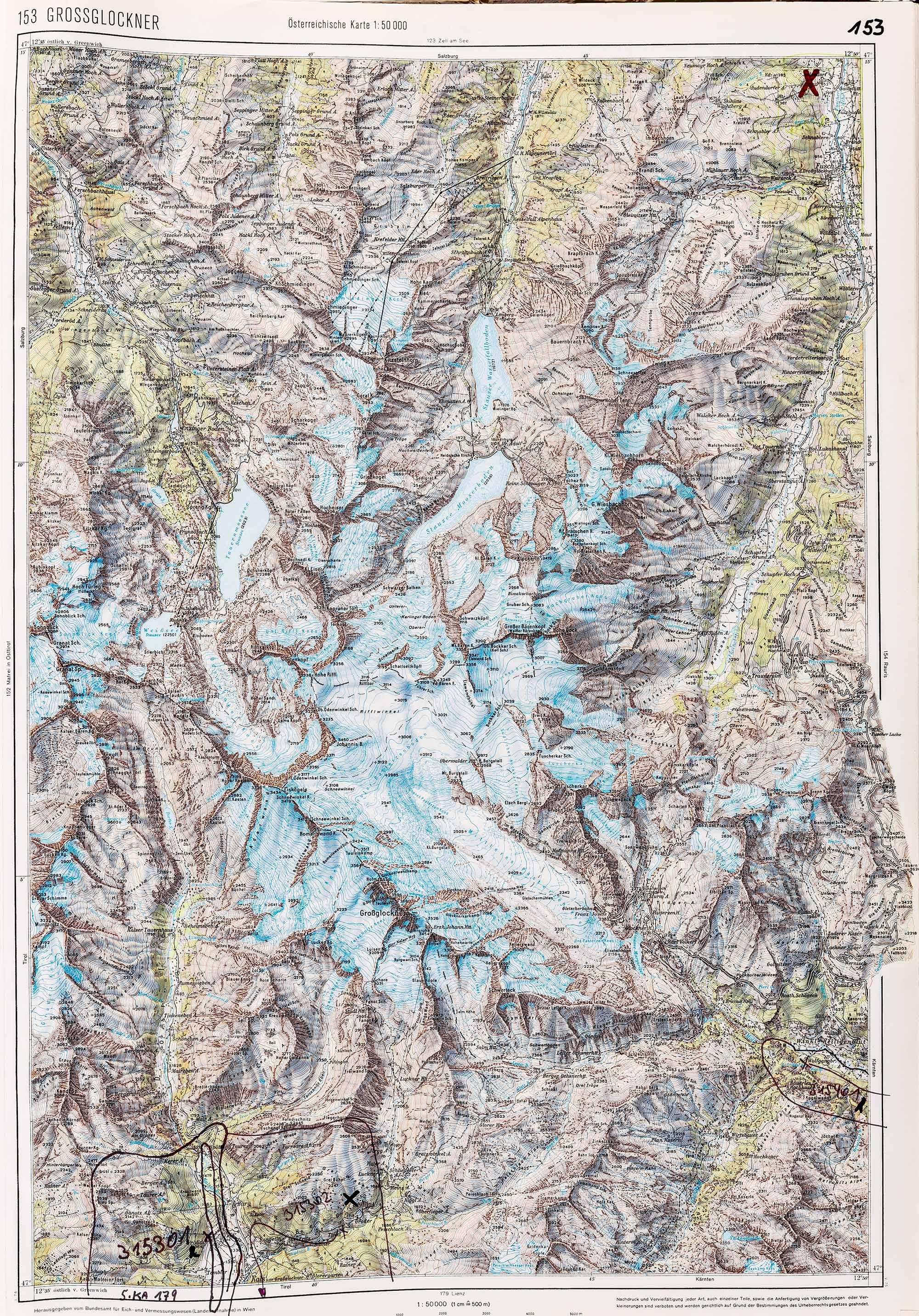 1983-1986 Karte 153