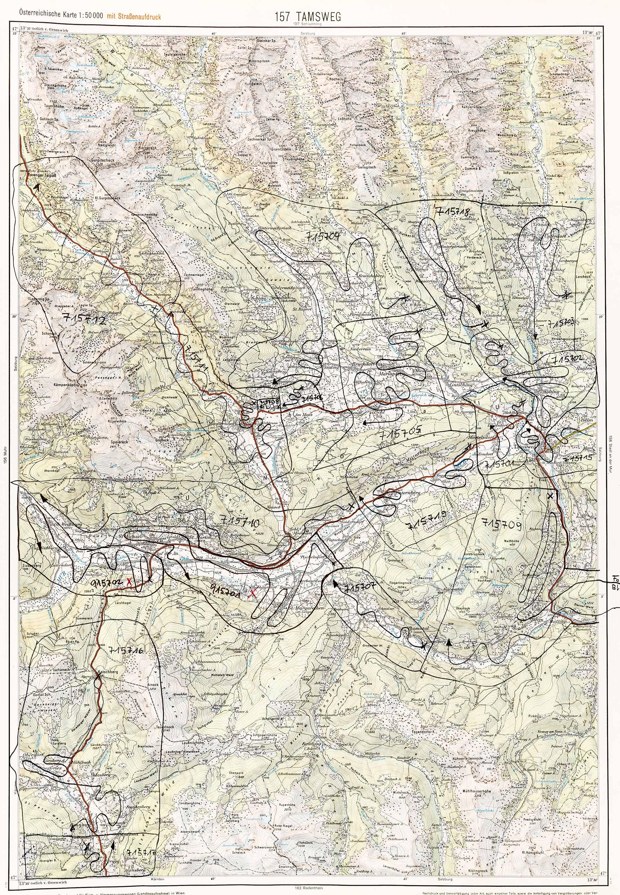 1975-1979 Karte 157