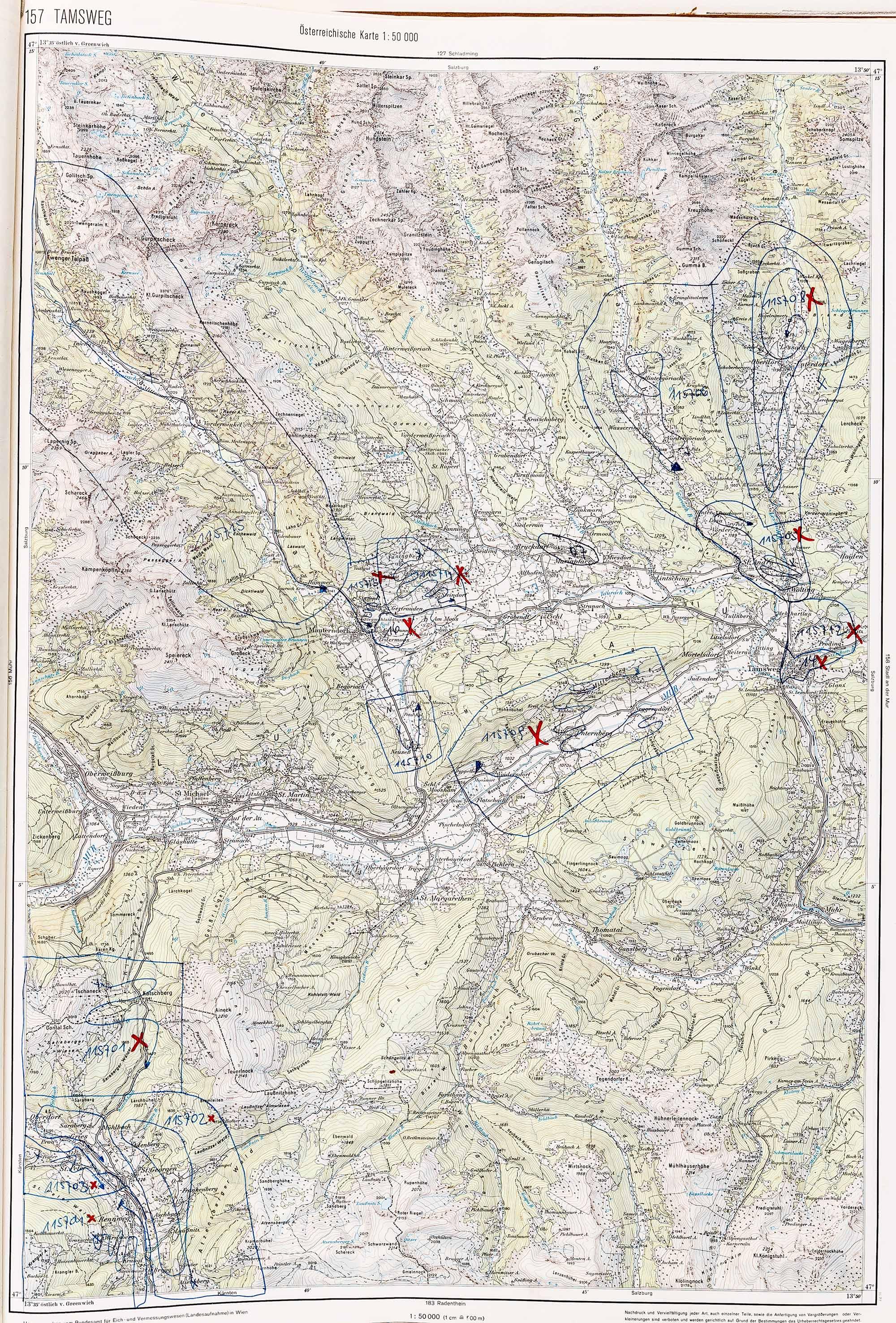 1979-1982 Karte 157