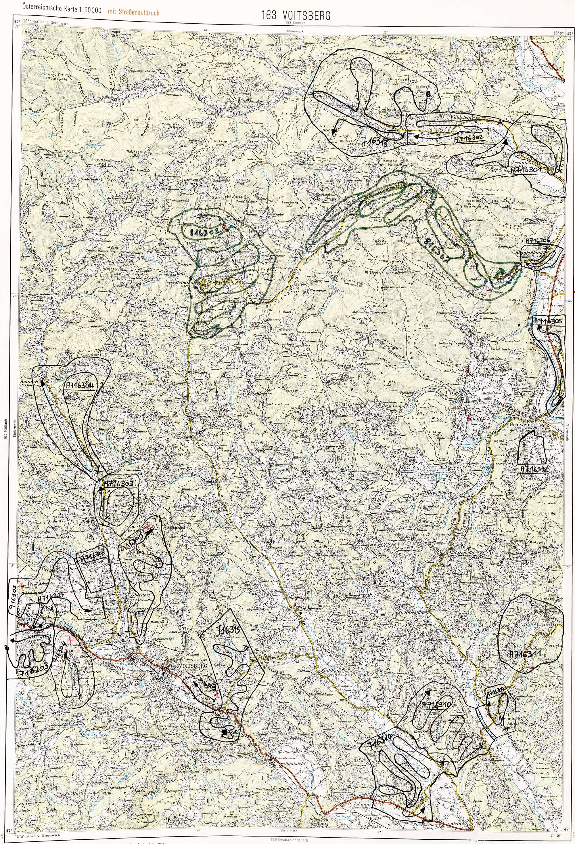 1975-1979 Karte 163
